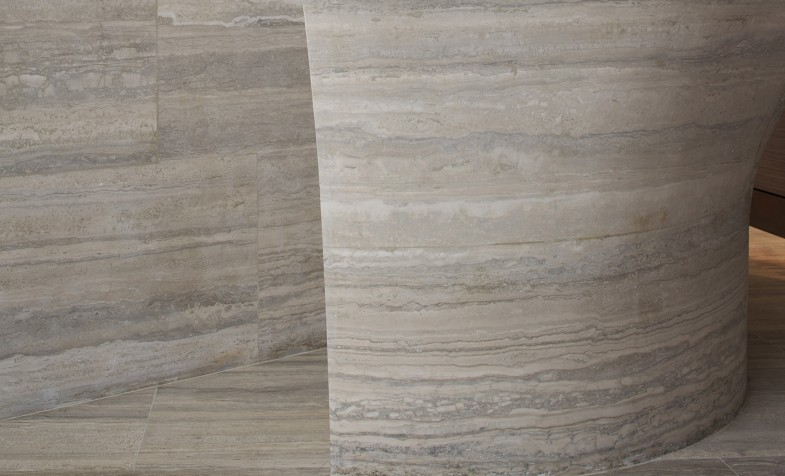 Travertine-Stair-Jamie-Fobert-Architects--residential-London-duplex-apartment-marble-stair-luxury-interior
