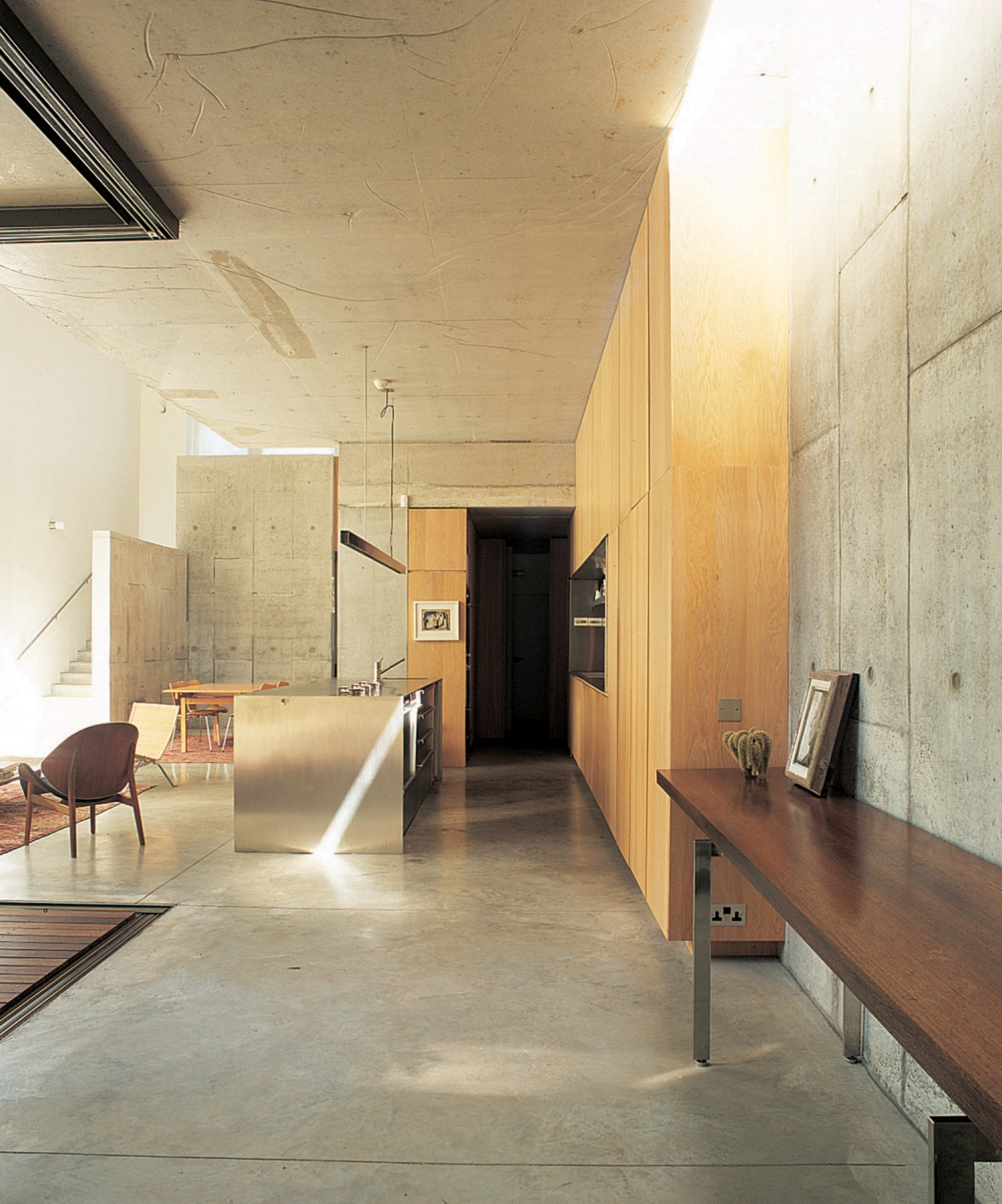 Kander-house-Primrose-hill-London-residential-home-contemporary-interior-Riba-award-victorian-Jamie-Fobert-Architects-3