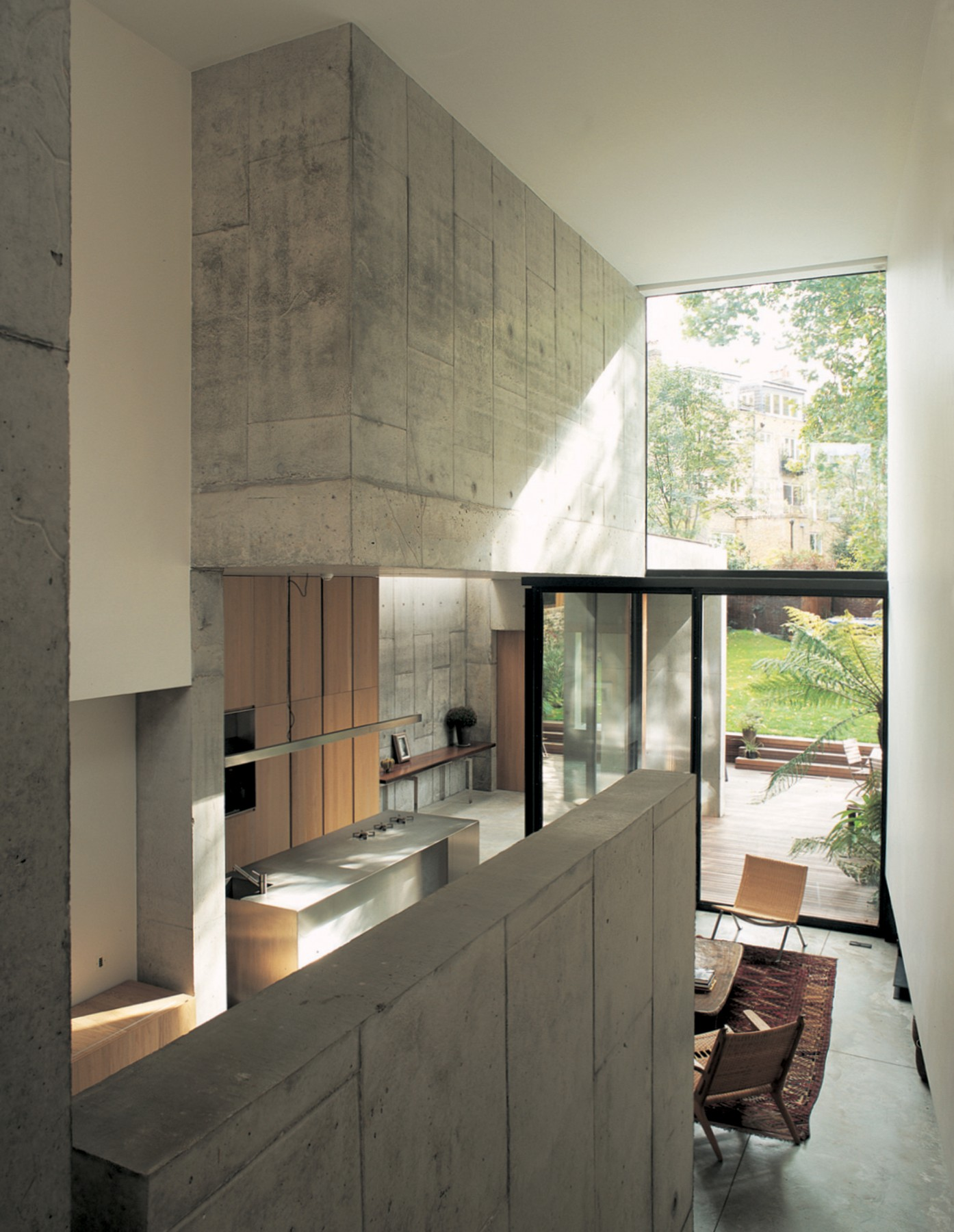 Kander-house-Primrose-hill-London-residential-home-contemporary-interior-Riba-award-victorian-Jamie-Fobert-Architects-4