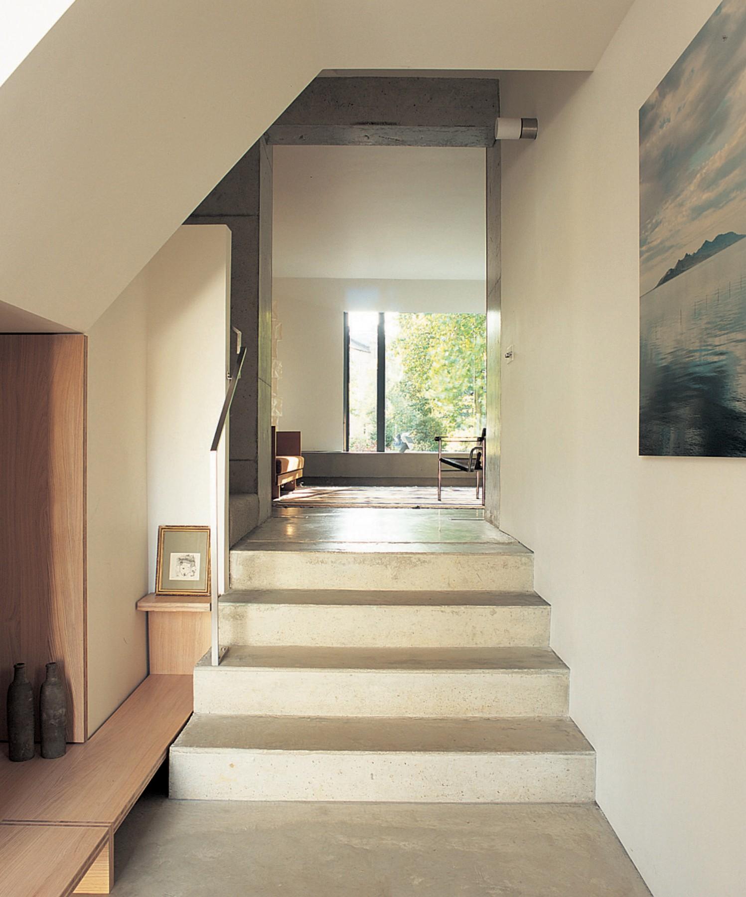 Kander-house-Primrose-hill-London-residential-home-contemporary-interior-Riba-award-victorian-Jamie-Fobert-Architects-6