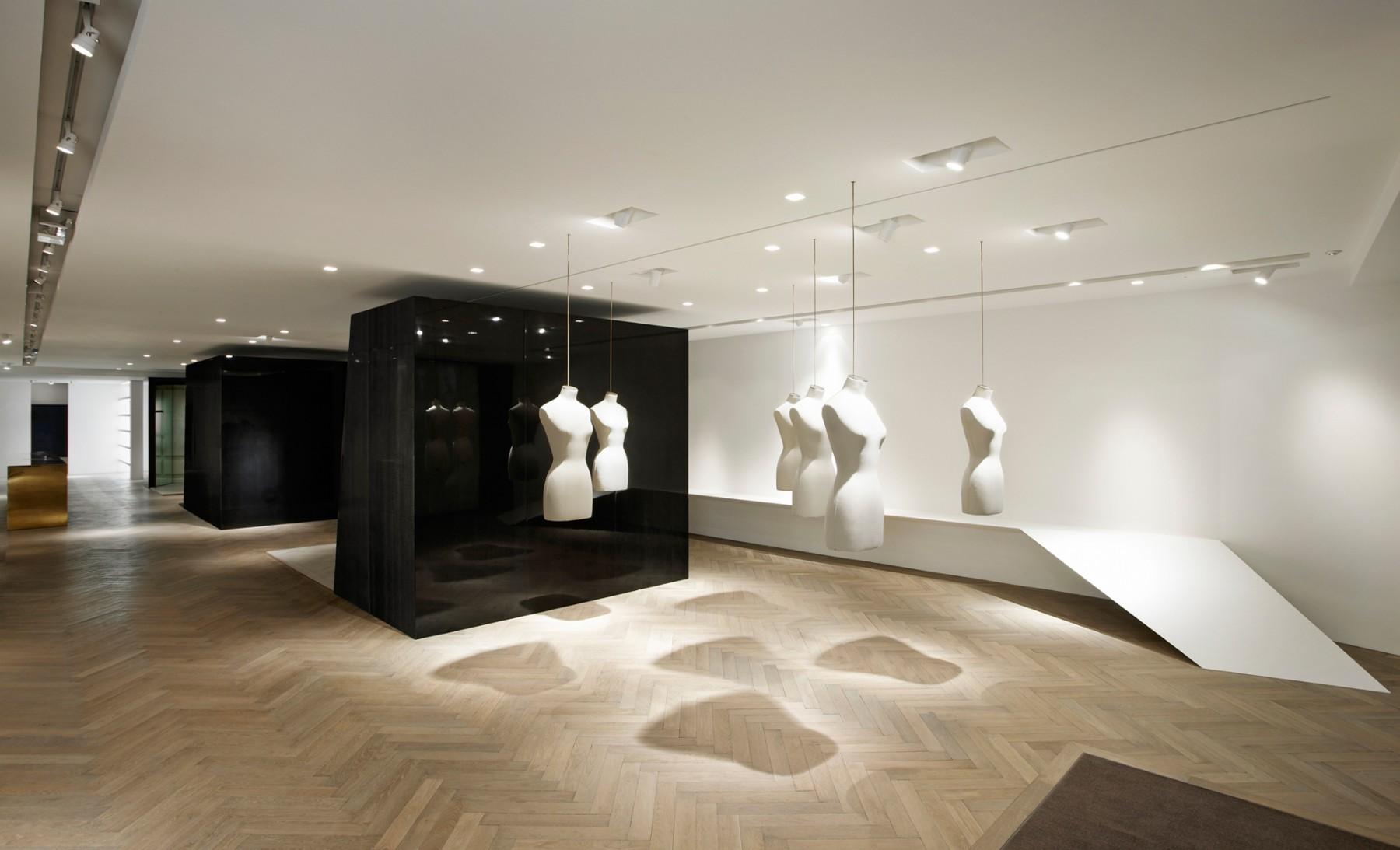 Extrêmement Givenchy - Jamie Fobert Architects KB91