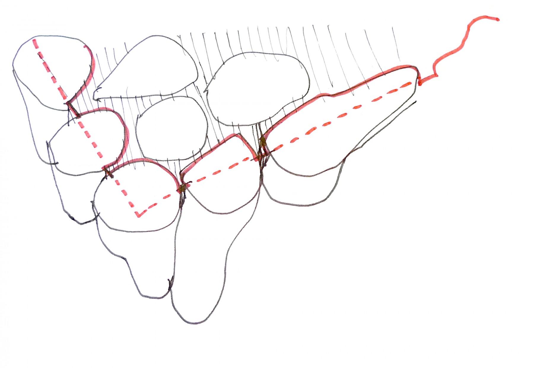 Selfridges-London-designer-fashion-retail-Jamie-Fobert-Architects-shop-shoe-last-table-galleries-sketches