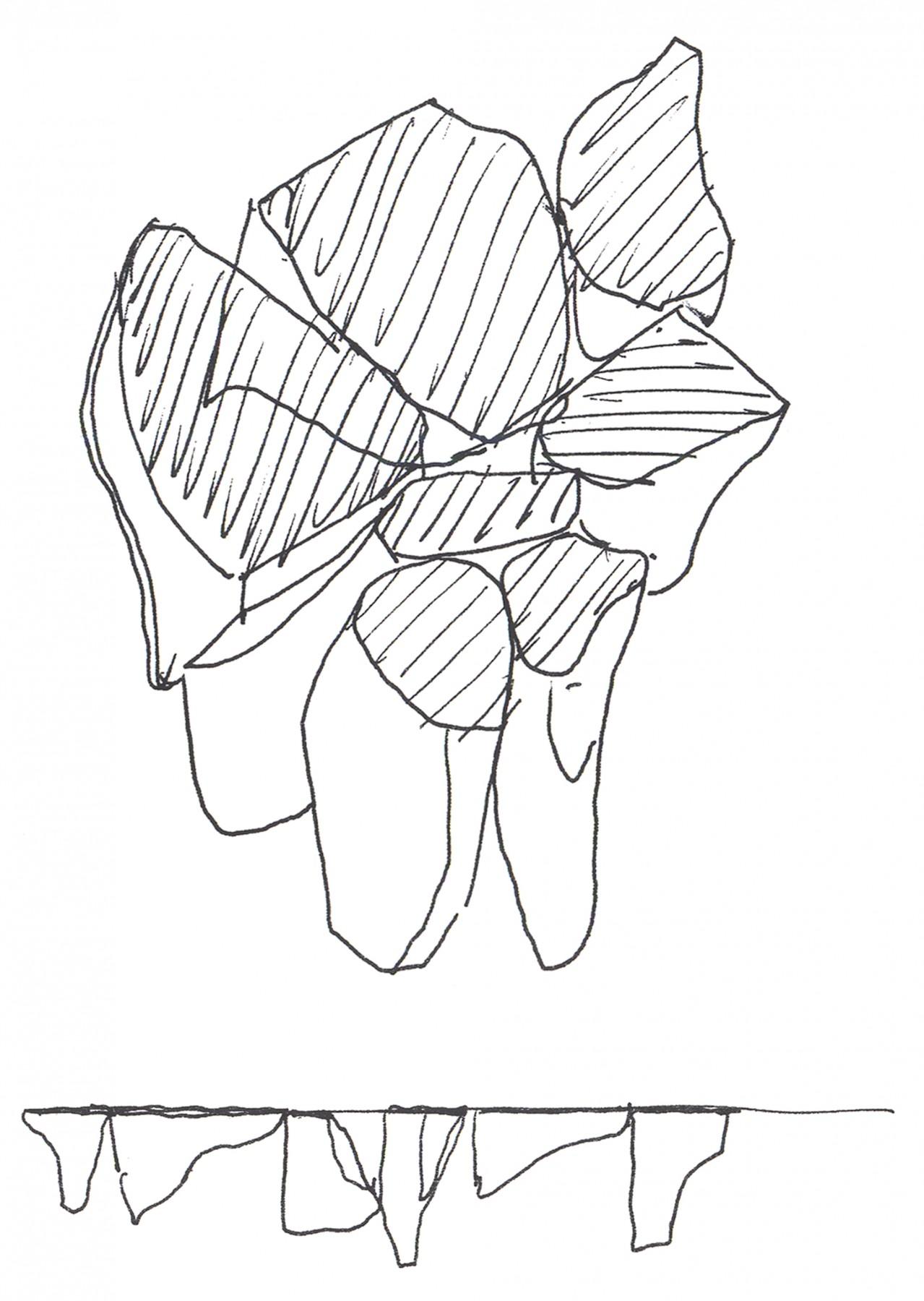 Selfridges-London-designer-fashion-retail-Jamie-Fobert-Architects-shop-shoe-last-table-galleries-sketches-2