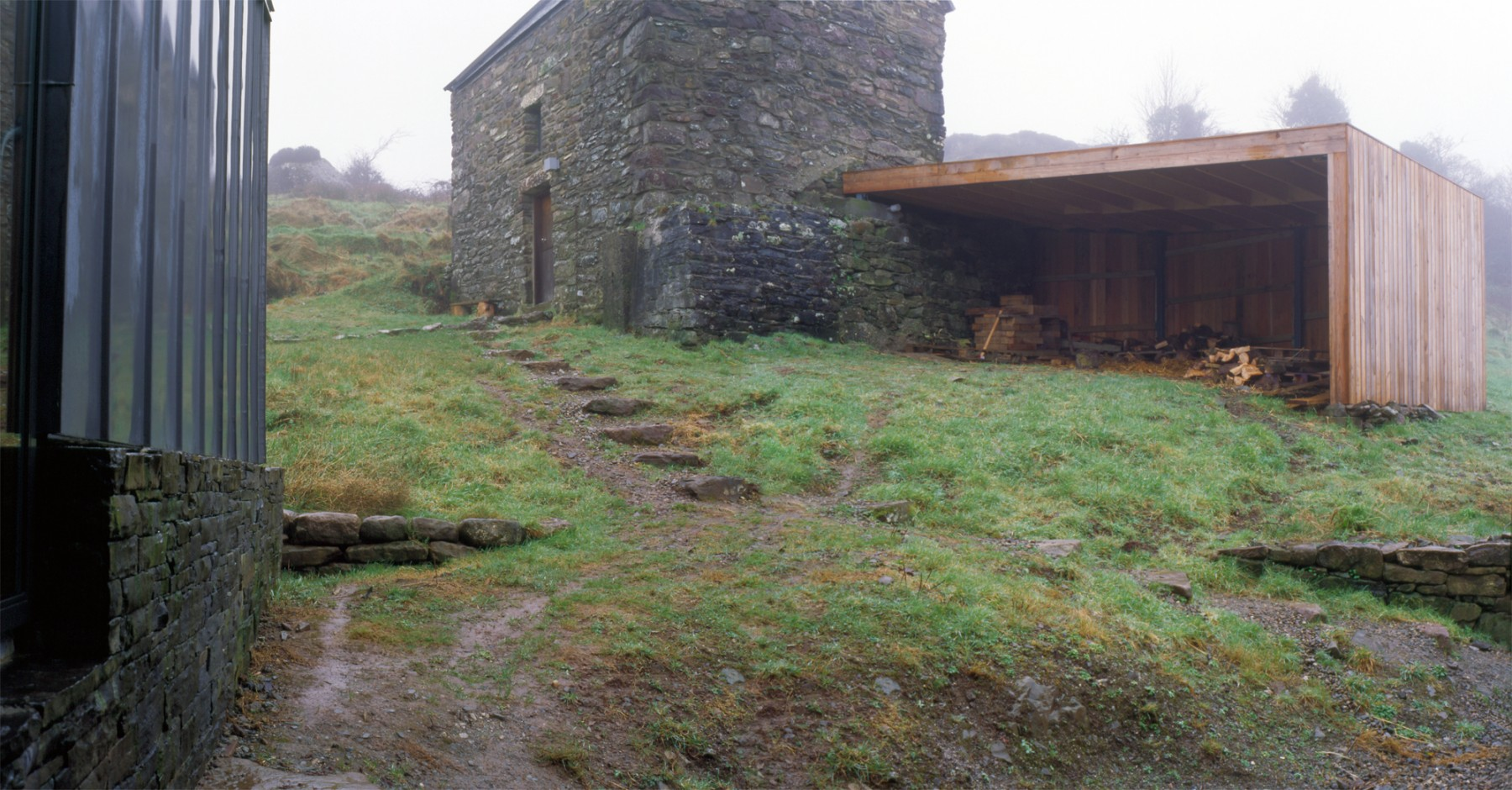 FaHa-Farm-house-barn-County-Clare-Ireland-residential-home-rural-timber-zinc-Jamie-Fobert-Architects-9