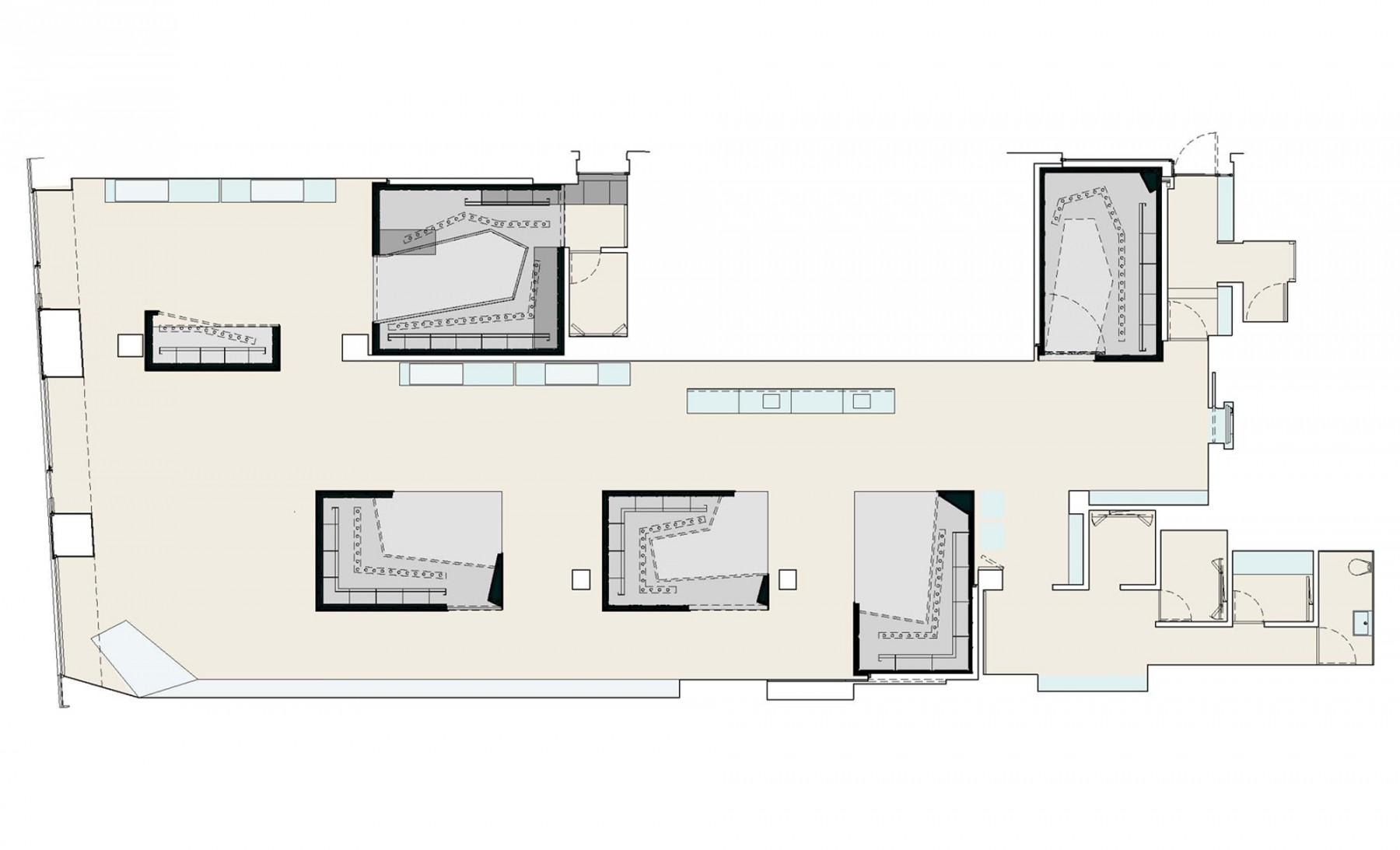 Givenchy-Paris-boutique-designer-fashion-retail-Jamie-Fobert-Architects-plan2