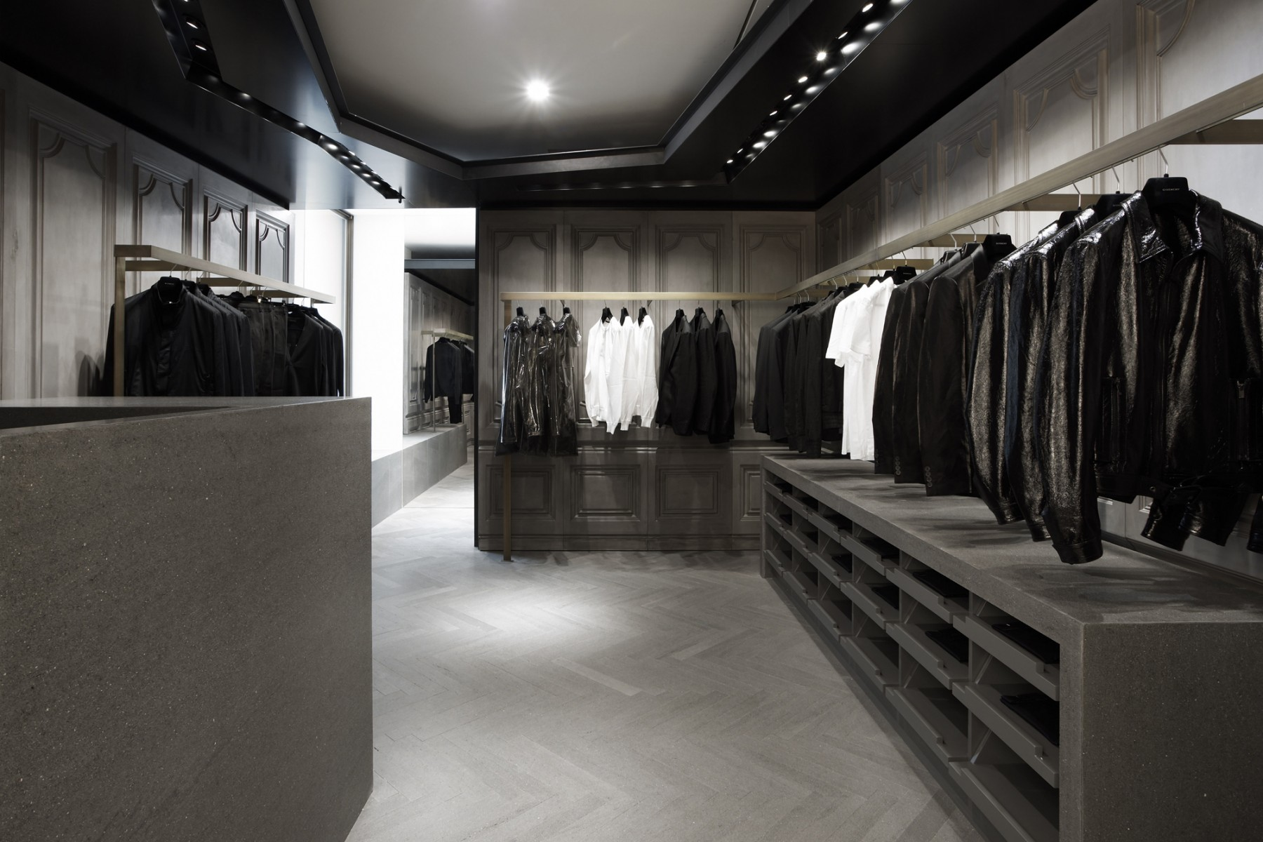 Givenchy-Paris-boutique-designer-fashion-retail-Jamie-Fobert-Architects-shop-14