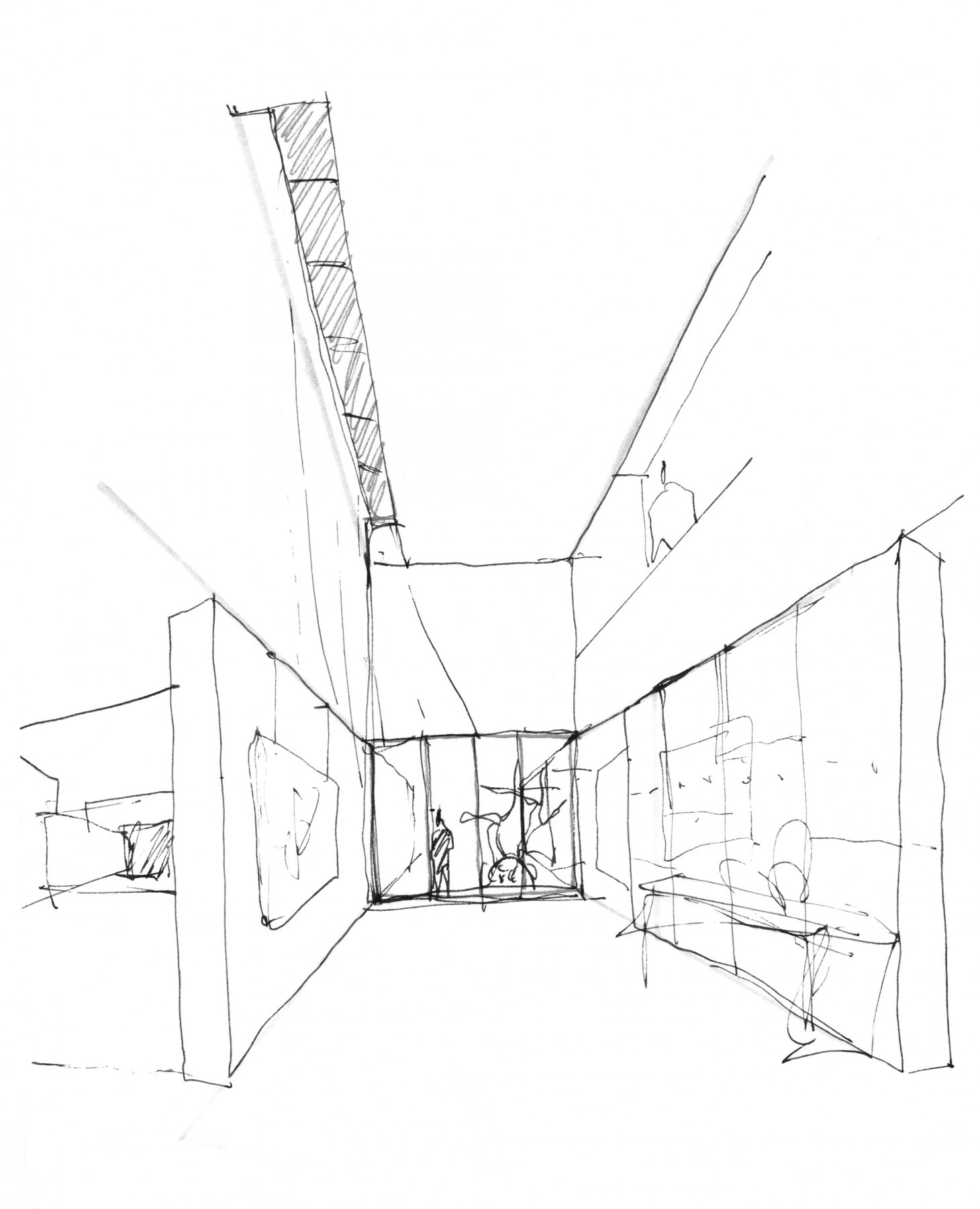 Mouttet-House-contemporary-modern-Trinidad-residential-home-Jamie-Fobert-Architects-sketch-b
