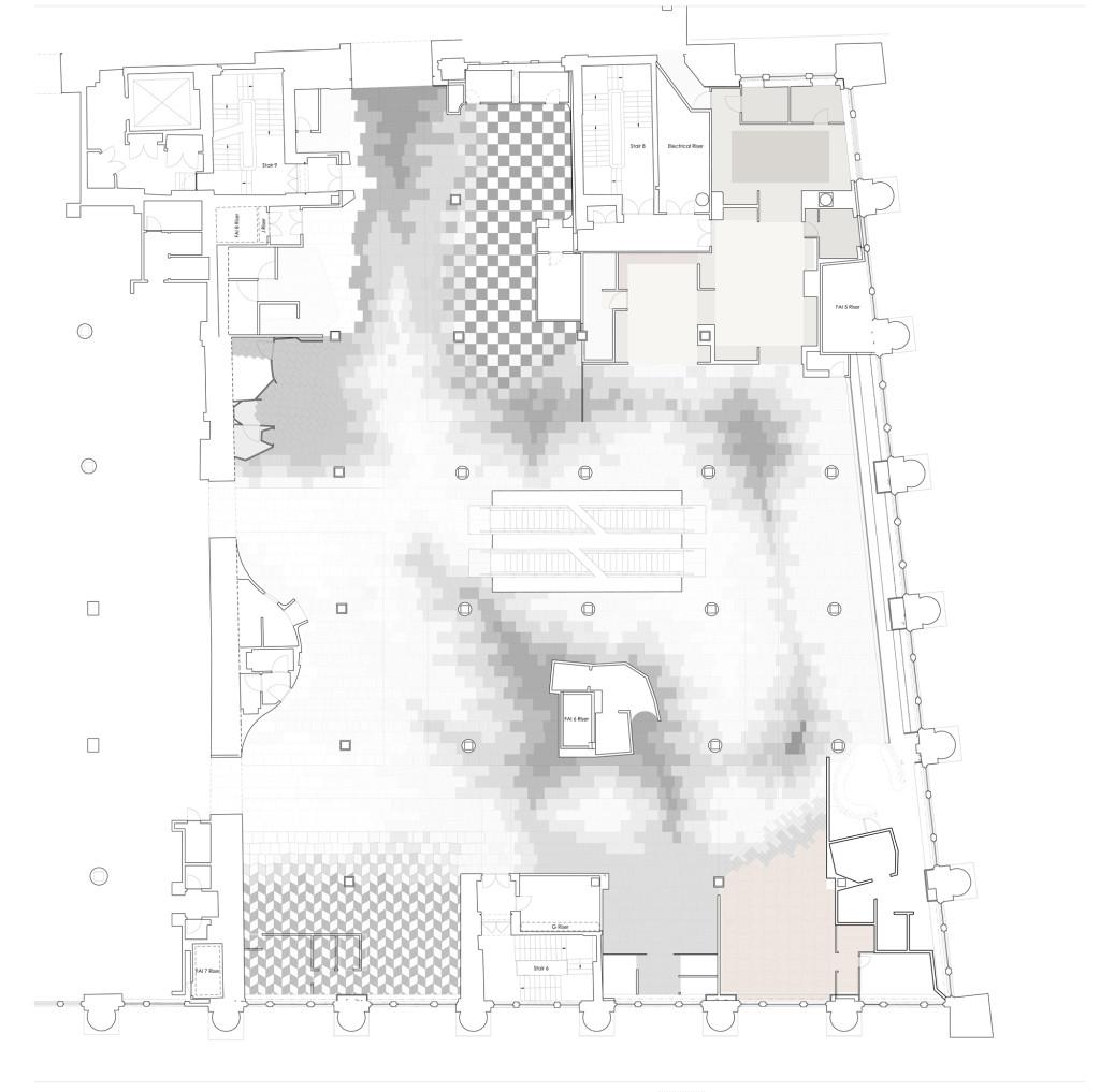 marble floor jamie fobert architects