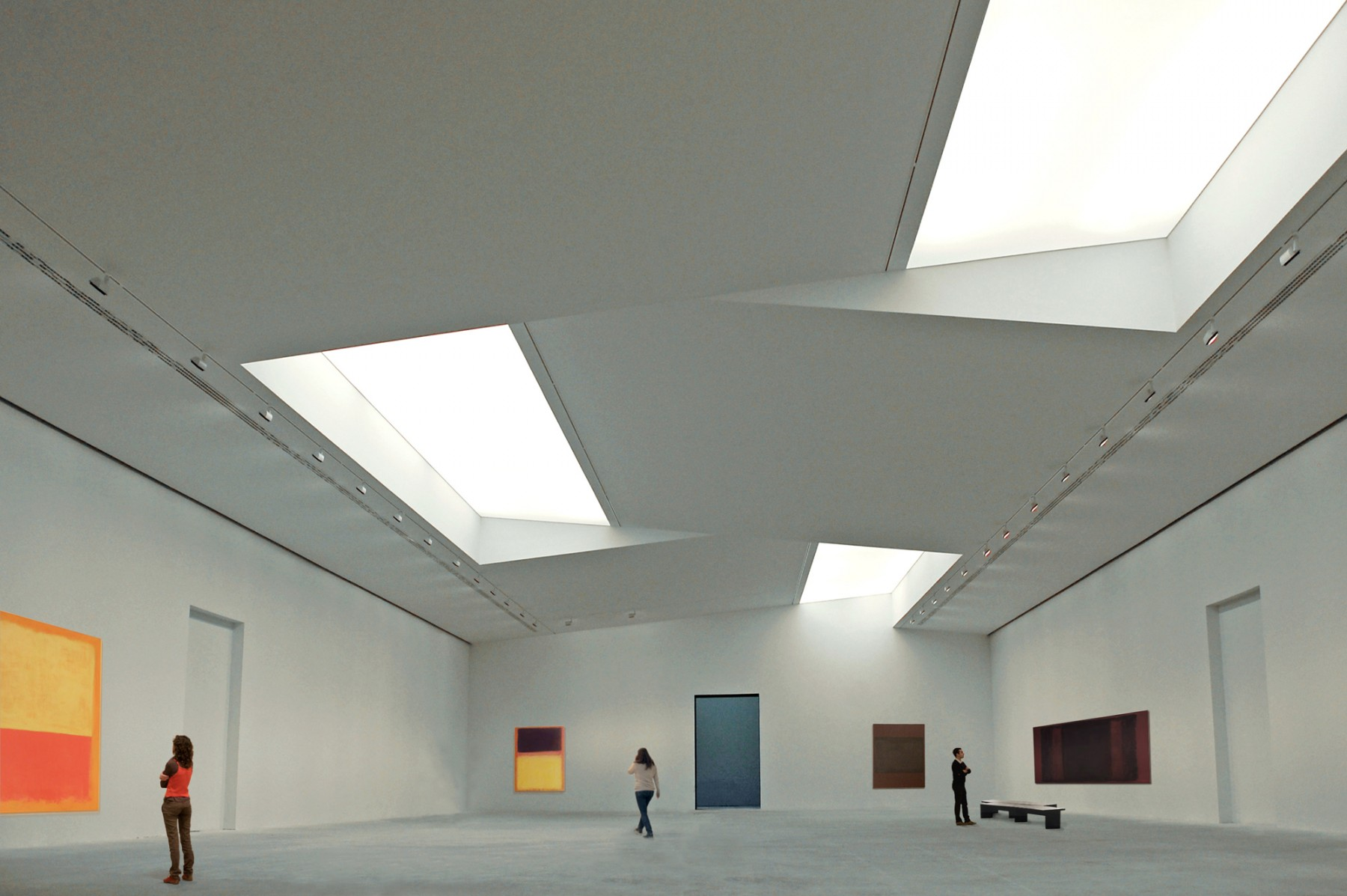 The-Garage-CCC-Moscow-Russia-Art-gallery-centre-contemporary-culture-modern-Daria-Zhukova-Jamie-Fobert-Architects-exhibition-Rothko