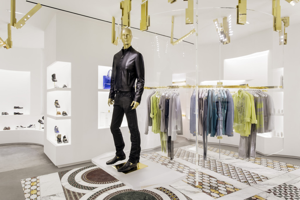 Versace Paris Boutique