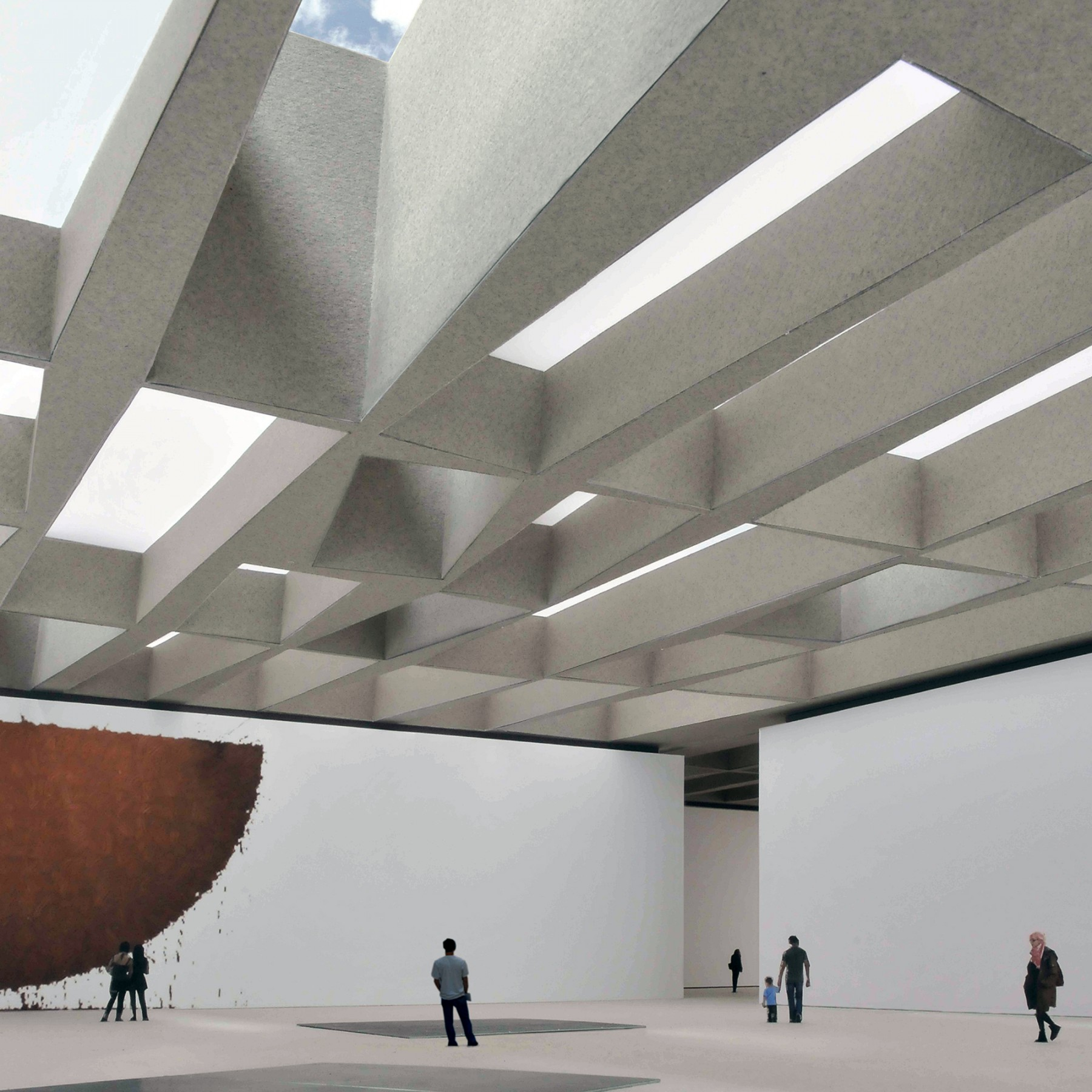Victoria-and-Albert-Museum-V&A-competition-Exhibition-Road-gallery-London-Sir-Aston-Webb-design-short-list-Jamie-Fobert-architects-interior-1
