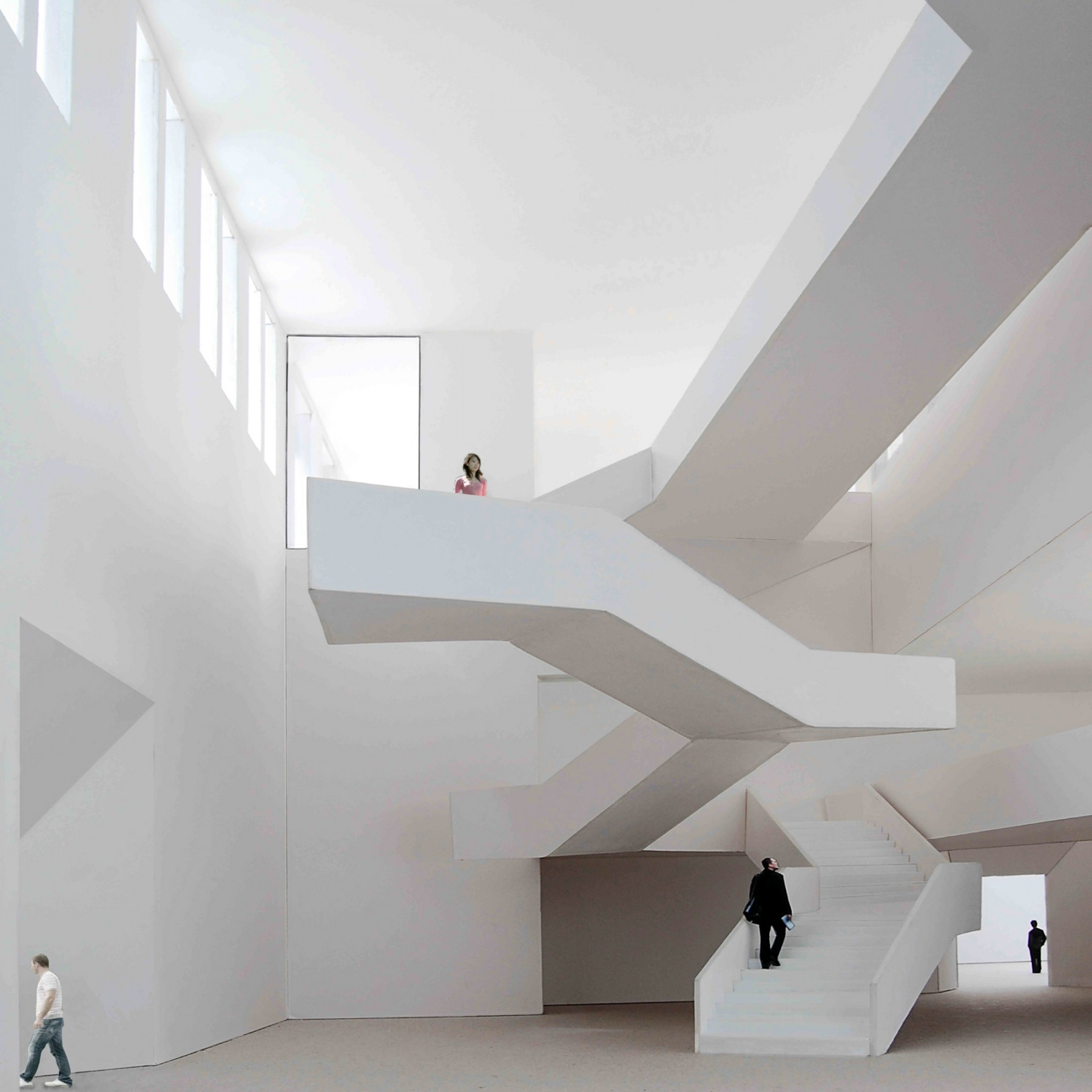 V a exhibition road jamie fobert architects for Interior designers london list