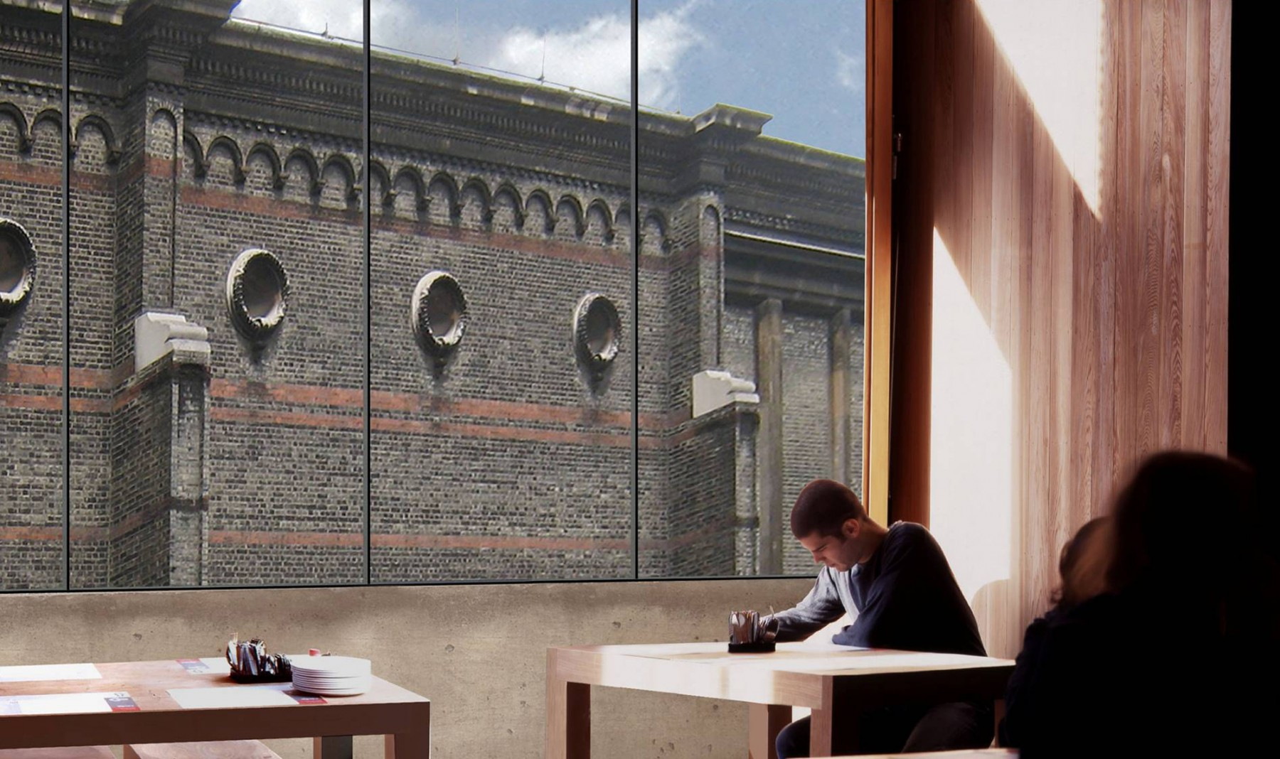 Burlington-Gardens-royal-academy-competition-gallery-London-cafe-contemporary-art-short-list-Jamie-Fobert-architects-4