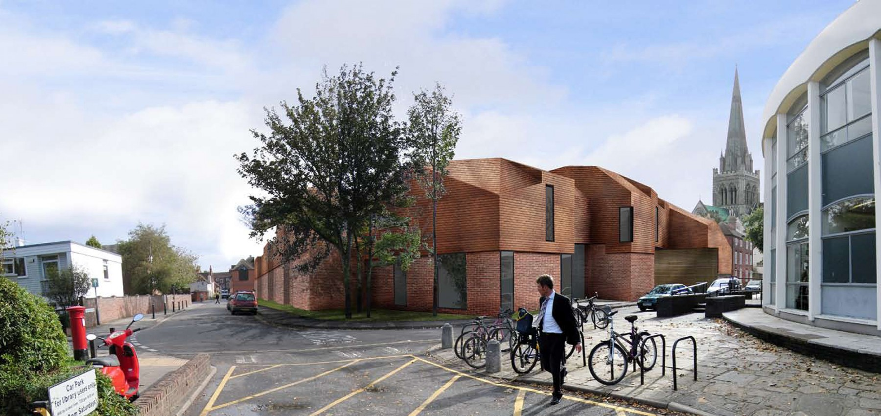 Chichester-district-museum-west-sussex-Roman-baths-competition-RIBA-Short-list-Jamie-Fobert-architects-1
