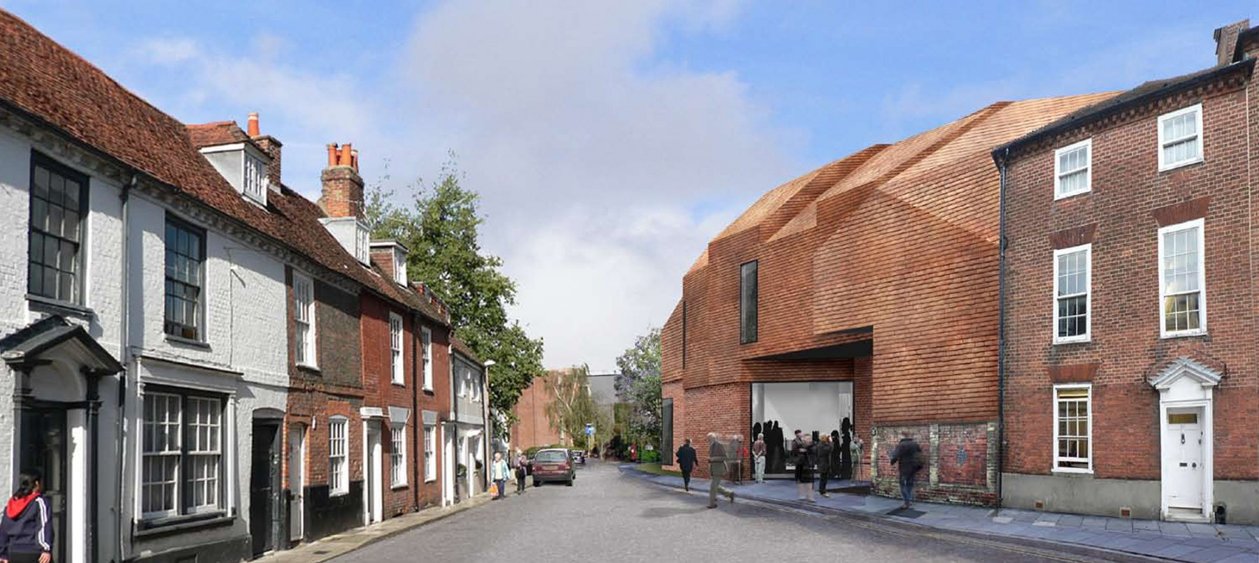 Chichester-district-museum-west-sussex-Roman-baths-competition-RIBA-Short-list-Jamie-Fobert-architects-2