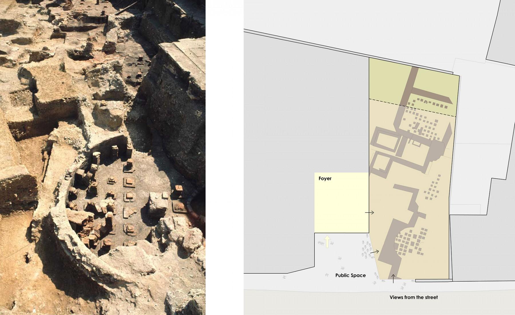 Chichester-district-museum-west-sussex-Roman-baths-competition-RIBA-Short-list-Jamie-Fobert-architects-6