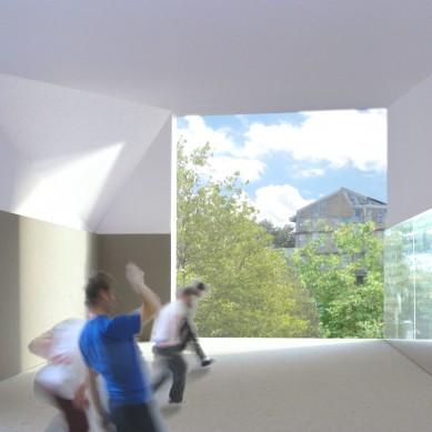 Bath Creative University Of Bath Creative Arts Centre  Jamie Fobert Architects