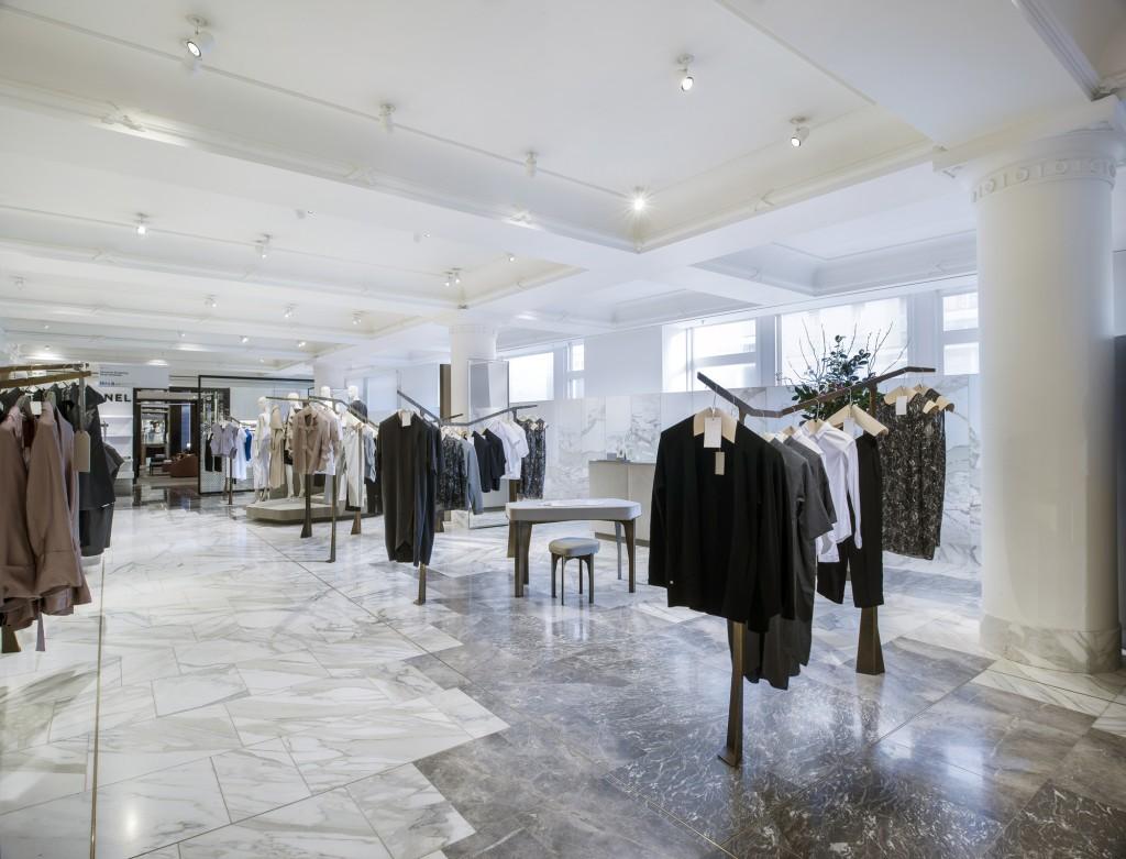 Givenchy Jamie Fobert Architects
