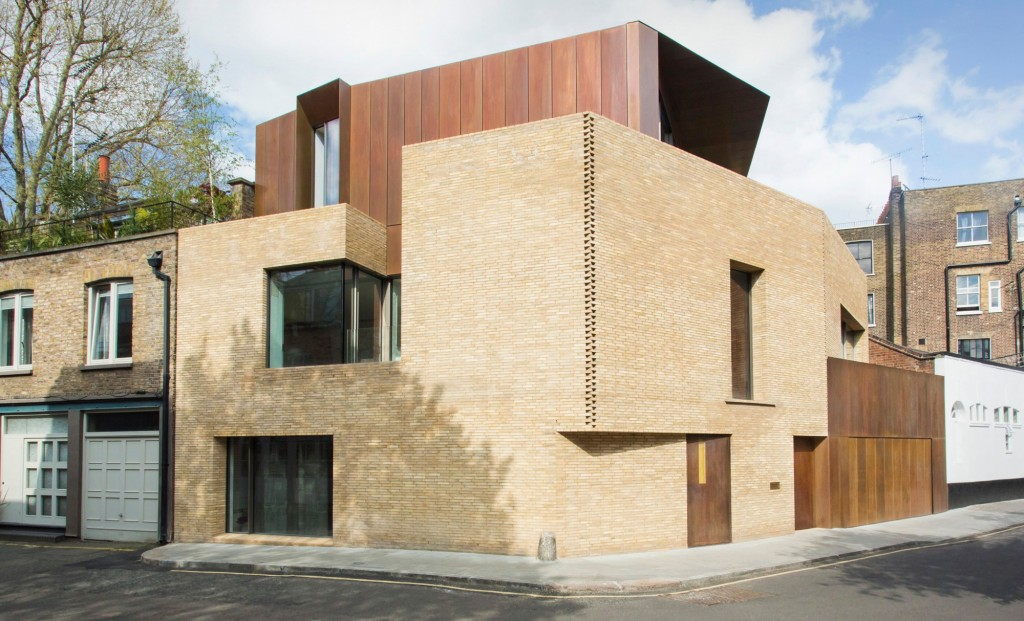 Levring house jamie fobert architects for Modern house london