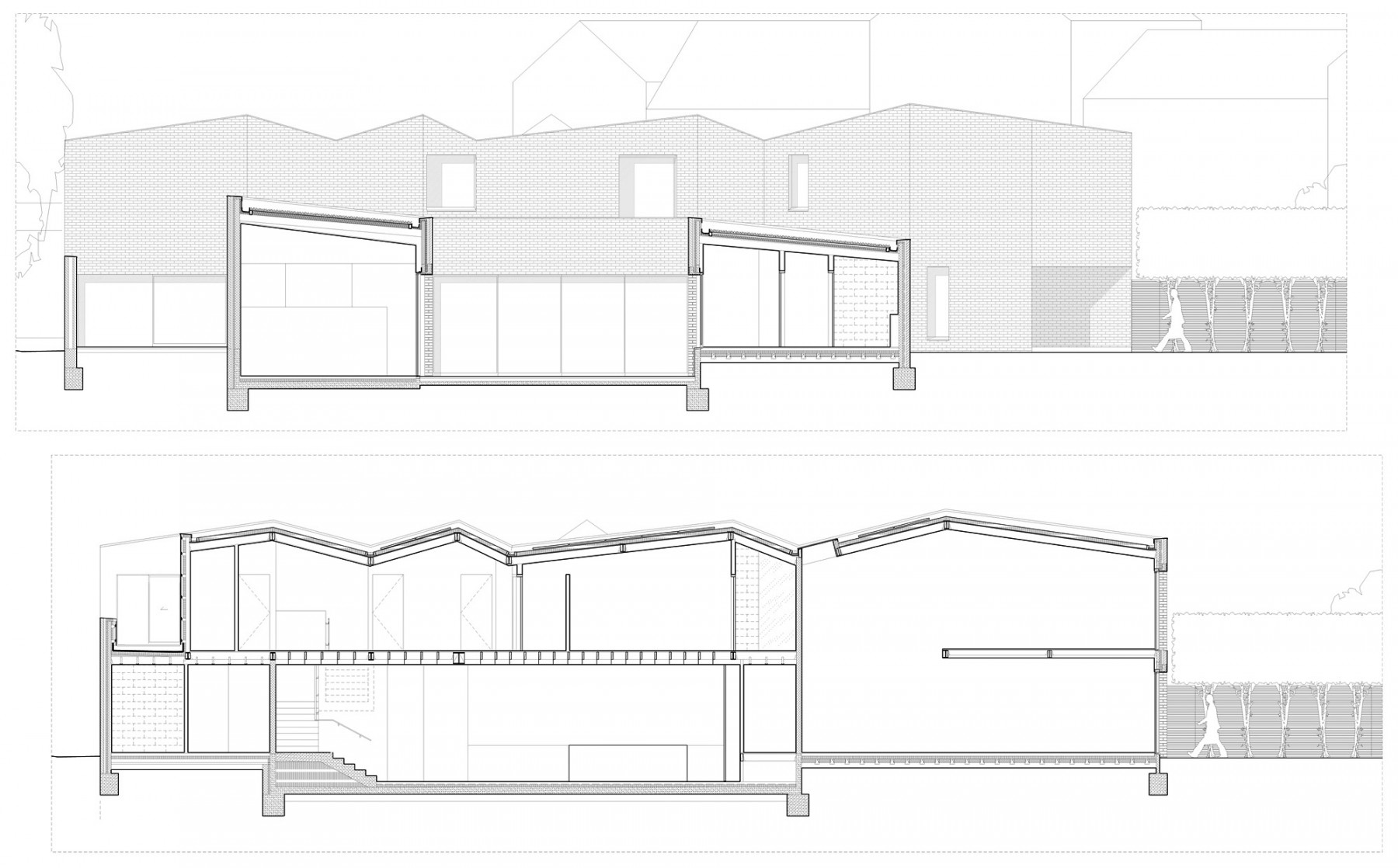 Luker-House-contemporary-modern-London-residential-home-Jamie-Fobert-Architects-drawing2