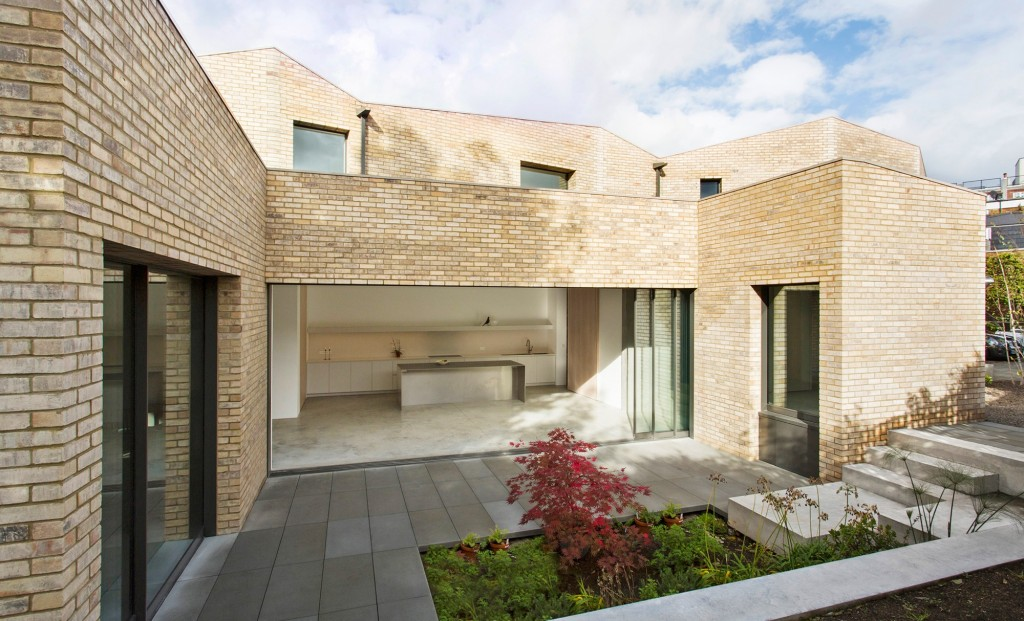 Luker house jamie fobert architects for Modern architecture house london