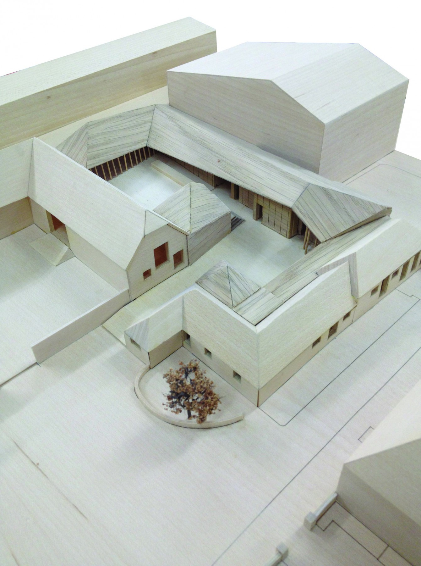 wood-architectural-model-charleston-jamie-fobert-architects-gallery-museum-architecture