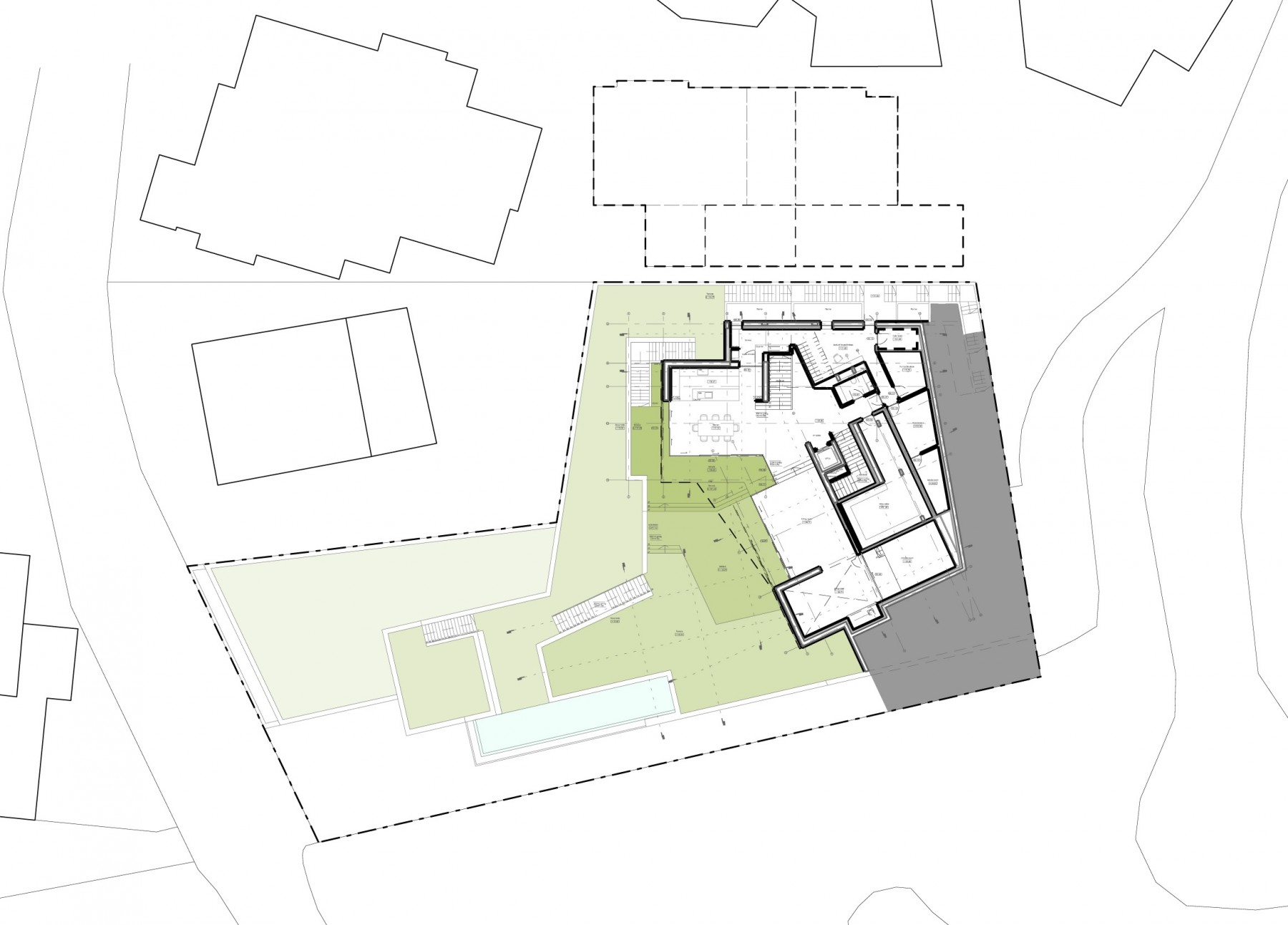Gain-Draper-House-contemporary-modern-Cape-Town-residential-home-Jamie-Fobert-Architects-drawing 2