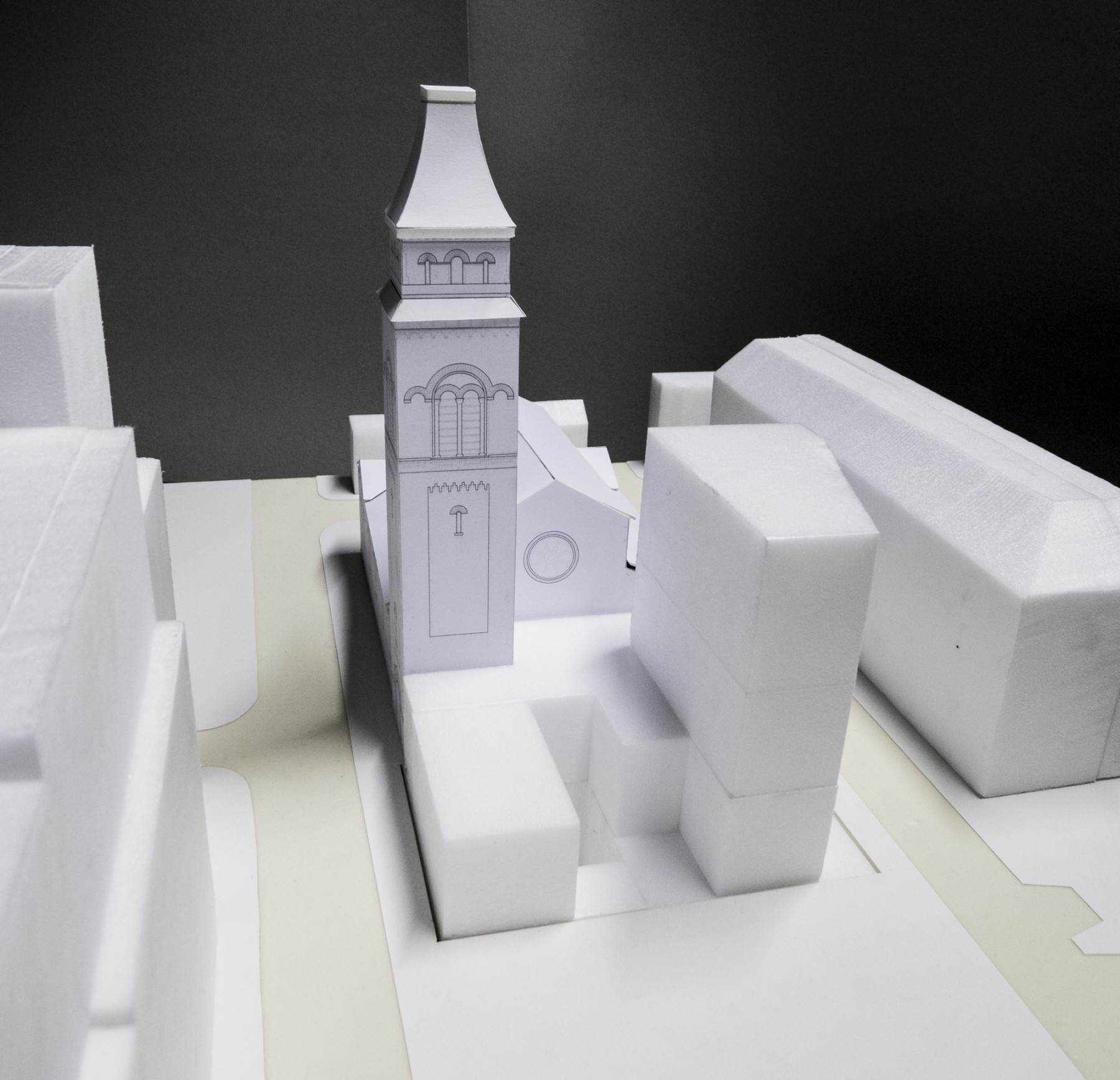 Jamie-Fobert-Architects-halle-st-peters-massing-model