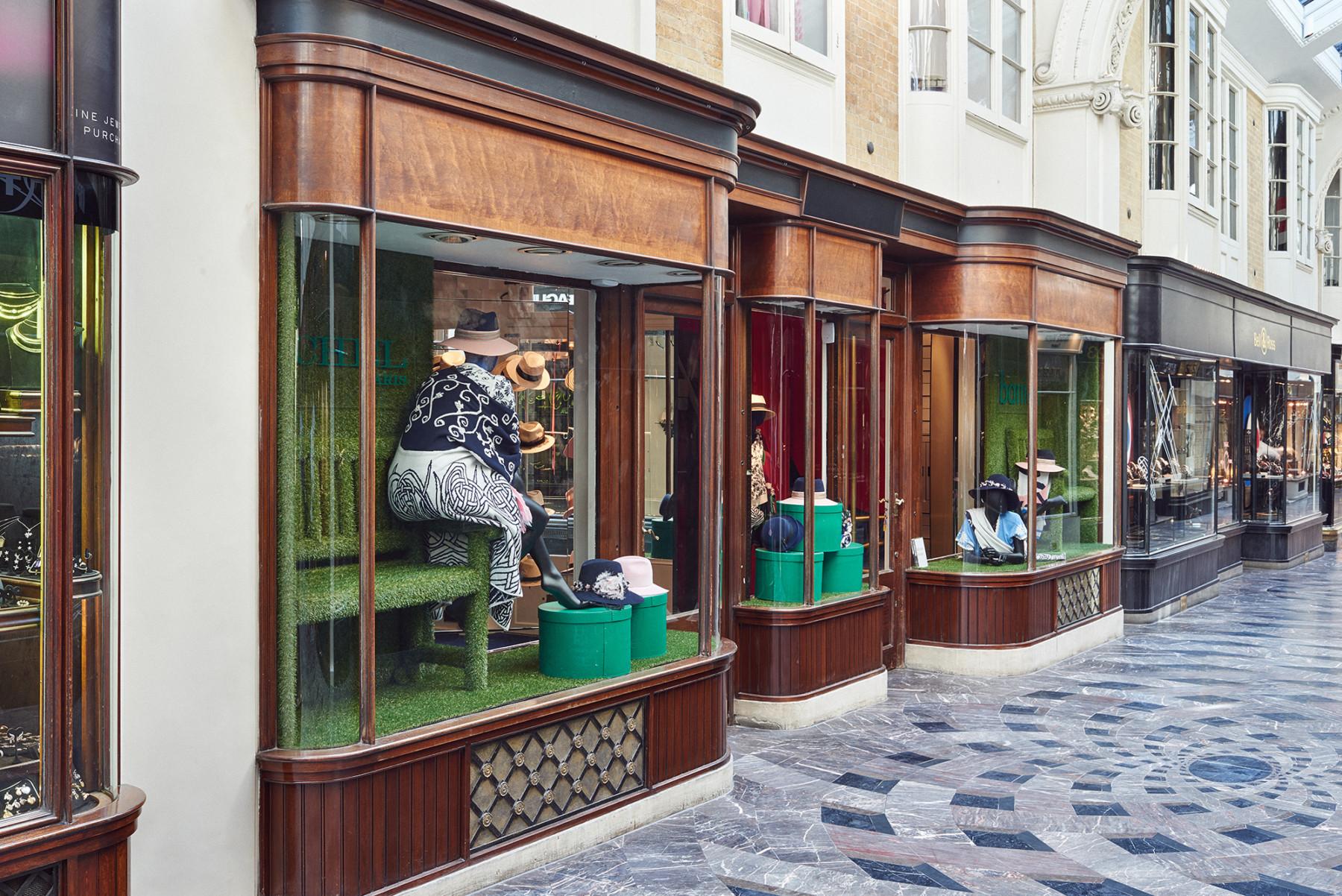 Burlington-Arcade-Piccadilly-London-Royal-Academy-Jamie-Fobert-Architects--British-stone-floor-marble-mosaic-shop