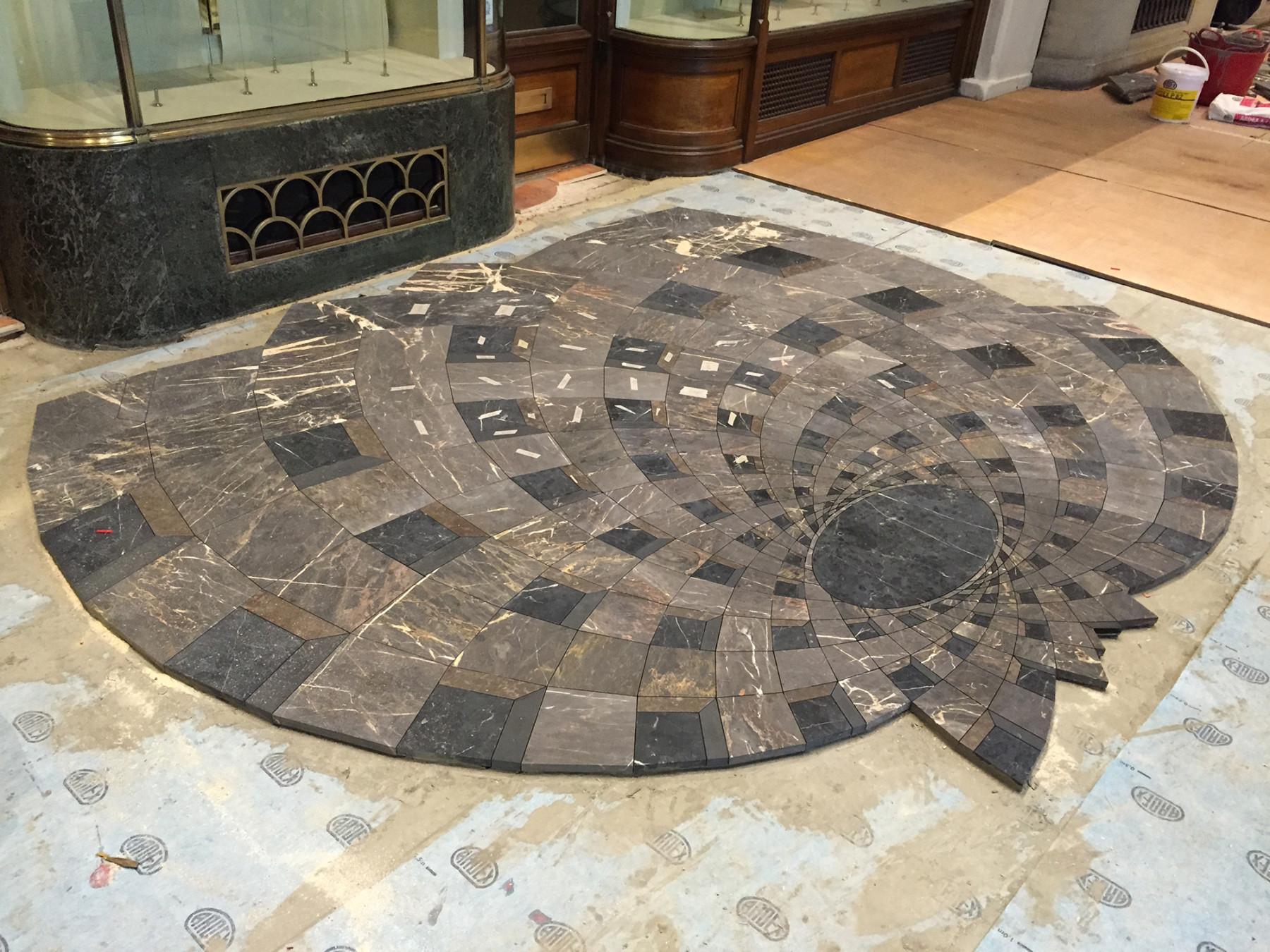 Burlington-Arcade-Piccadilly-London-Royal-Academy-Jamie-Fobert-Architects--British-stone-floor-marble-on-site-3