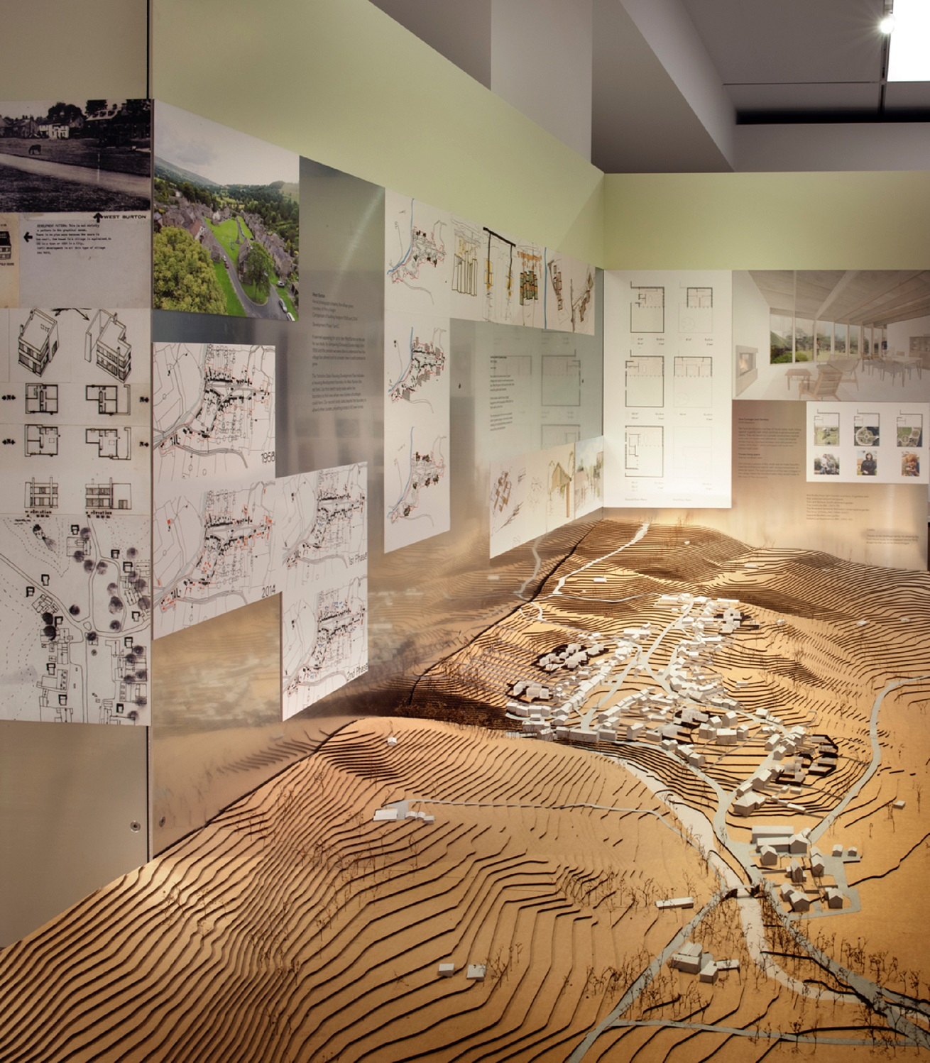 Jamie-Fobert-Architects-Exhibition-RIBA-At-Home-In-Britain-model
