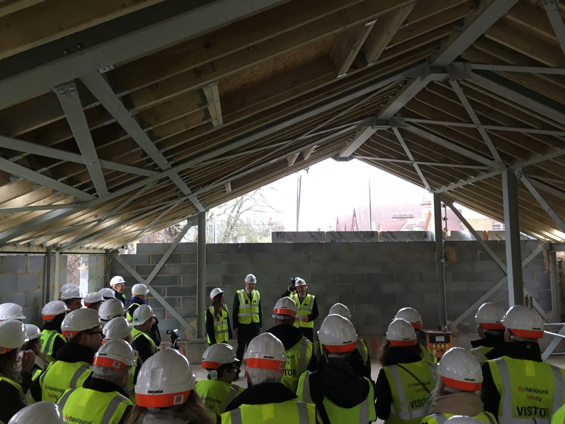 Kettles-Yard-topping-out-ceremony-jamie-fobert-architects-university-of-cambridge-gallery-construction