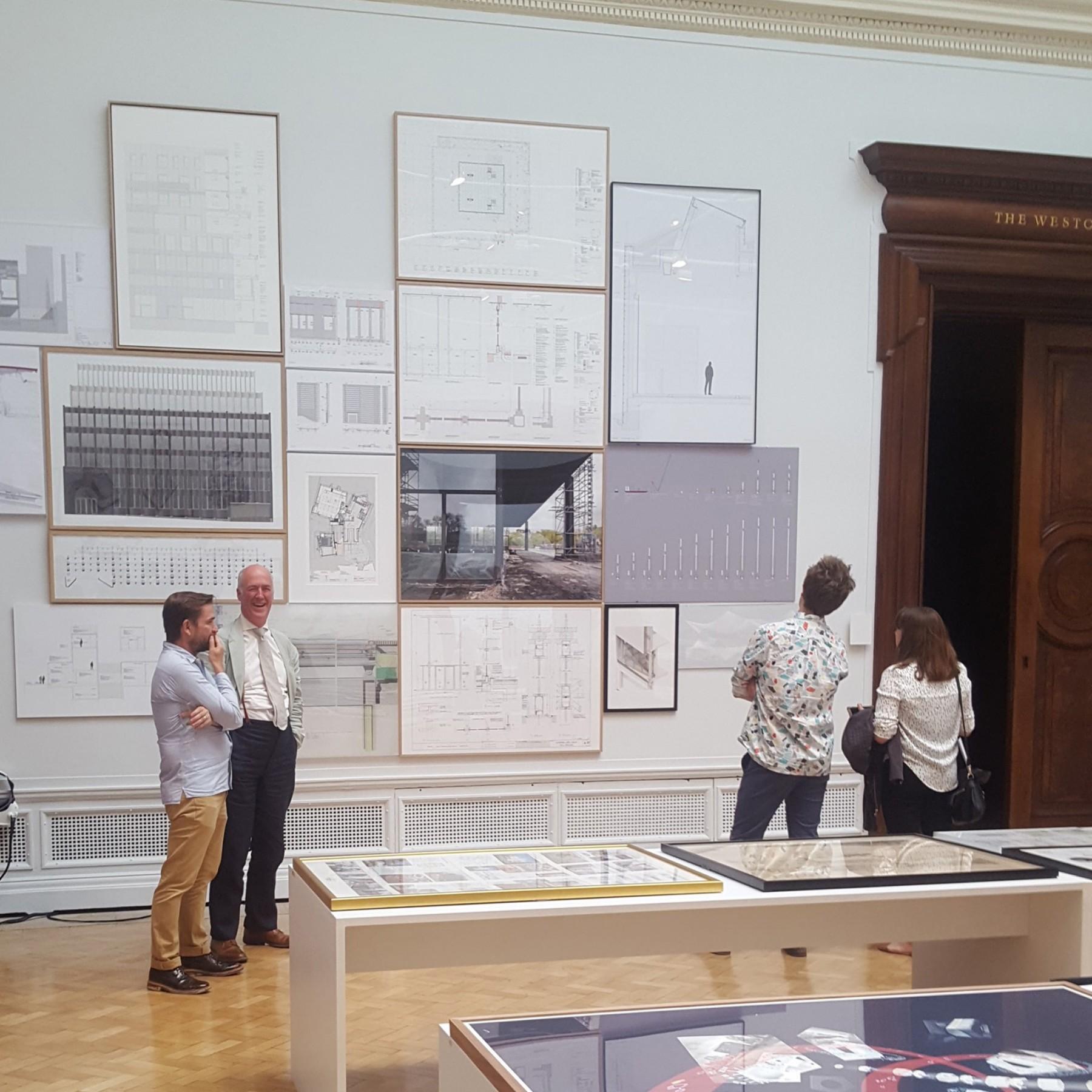Jamie-fobert-architects-Royal-academy-summer-show-farshid-moussavi-architecture
