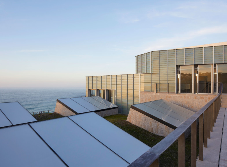 Jamie-Fobert-Architects Tate-St-Ives Cornwall Hufton+Crow faience rooflights