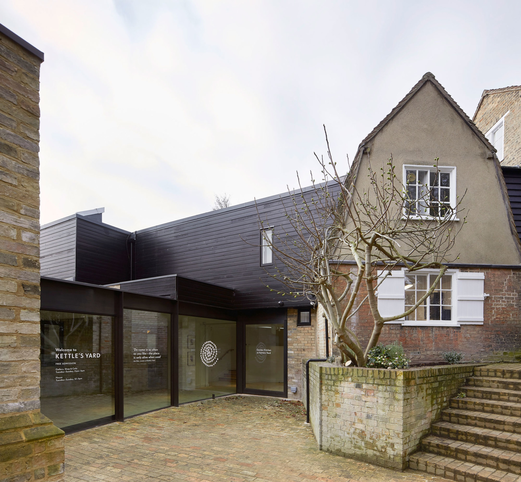 Jamie-Fobert-Architects Kettle's-Yard Cambridge Hufton+Crow 018