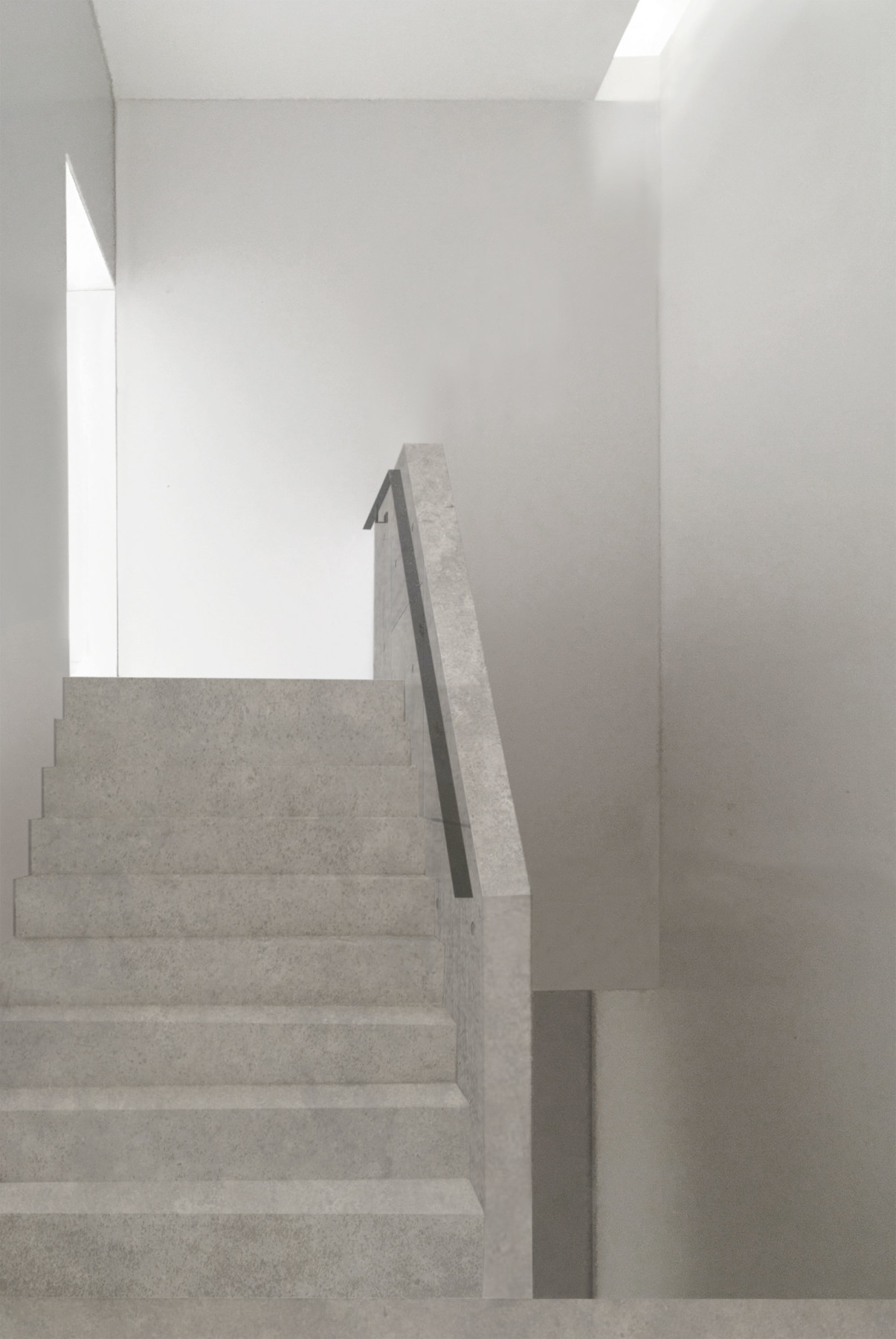 Jamie-fobert-architects-house-in-primrose-hill-concrete-stair-interior-visual