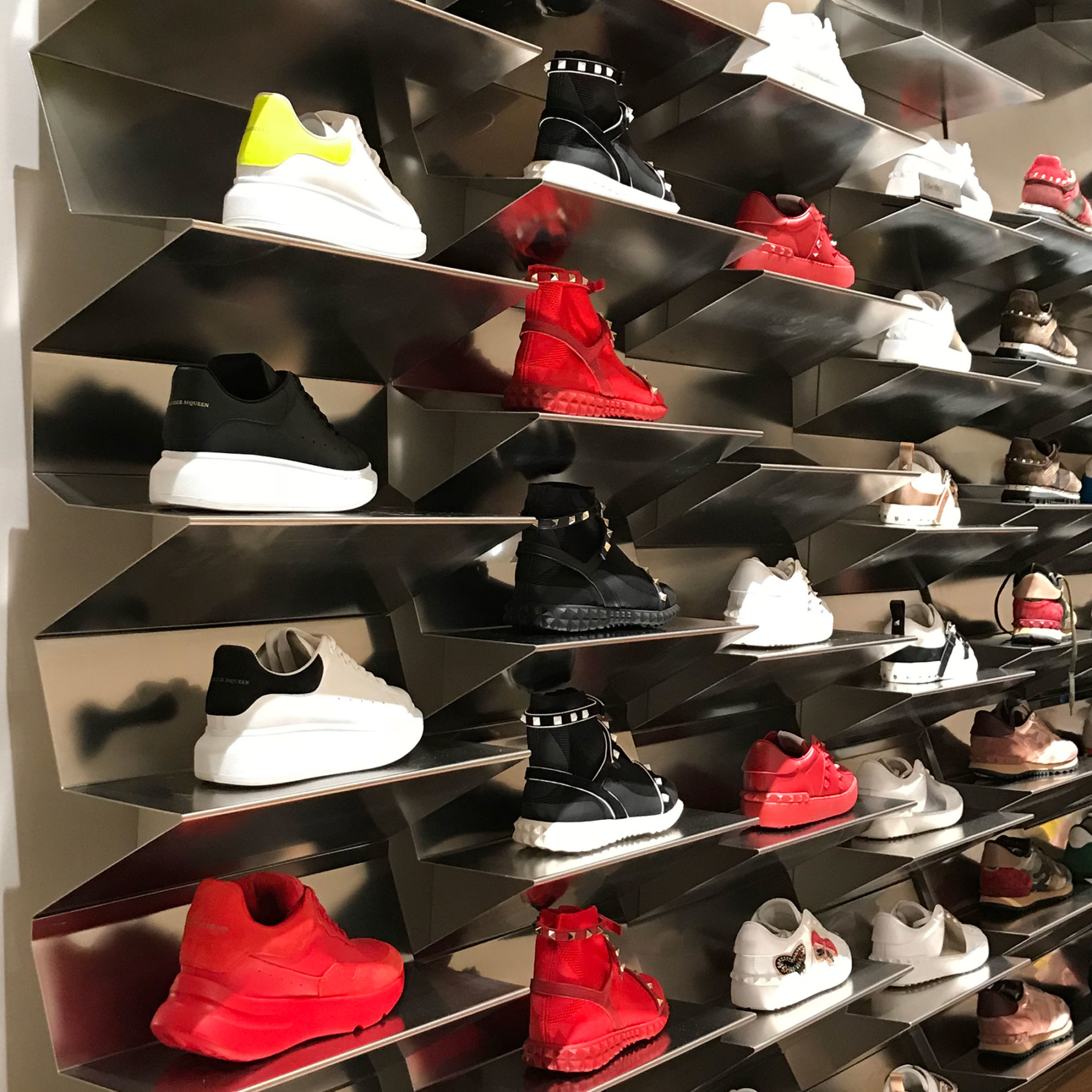 jamie-fobert-architects-selfridges-sneaker-wall-3