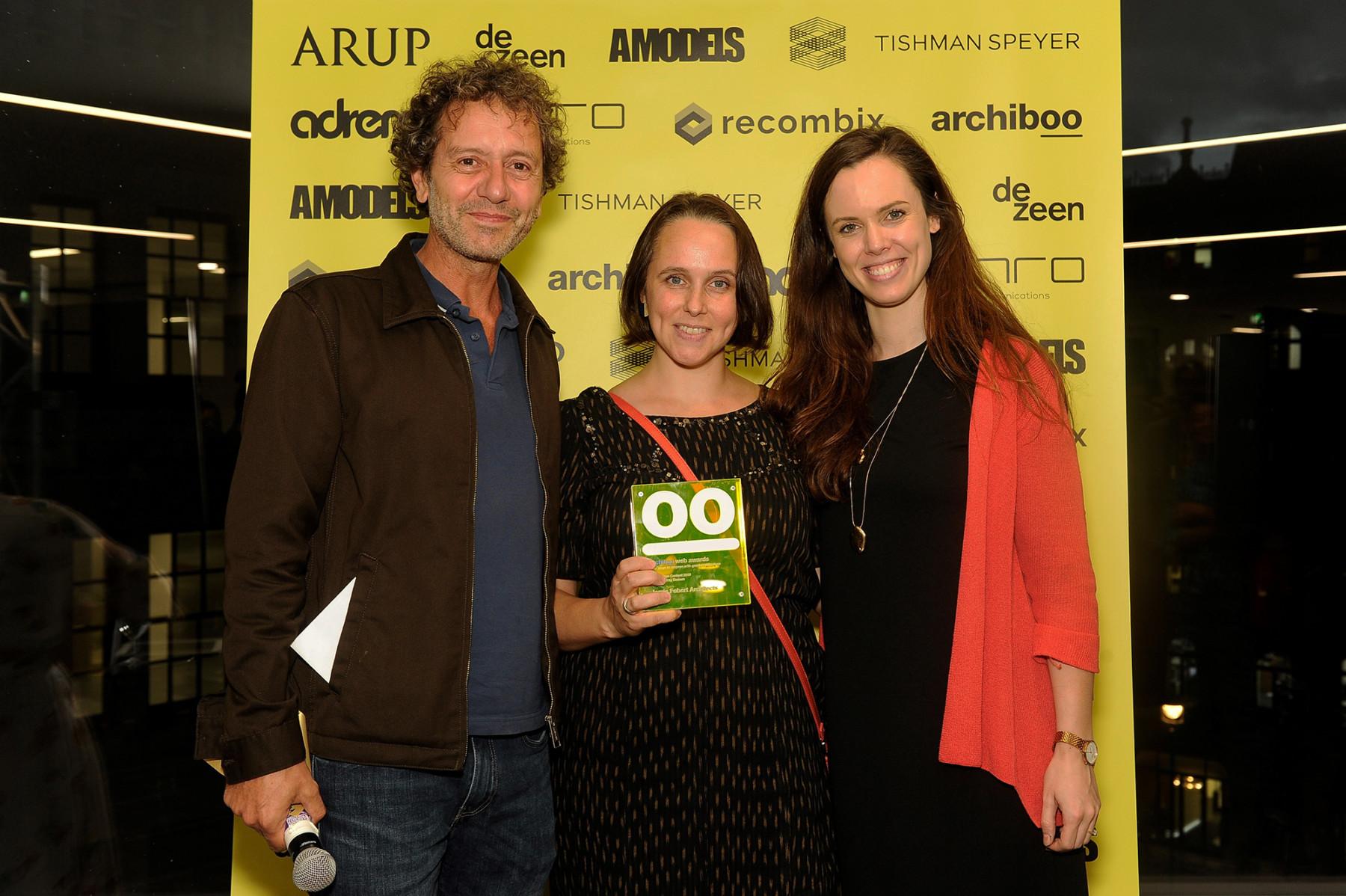 180920 Archiboo Web Awards