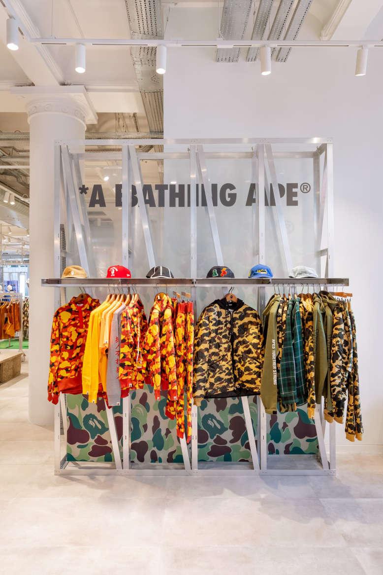 Jamie fobert architects selfridges shop retail interior design