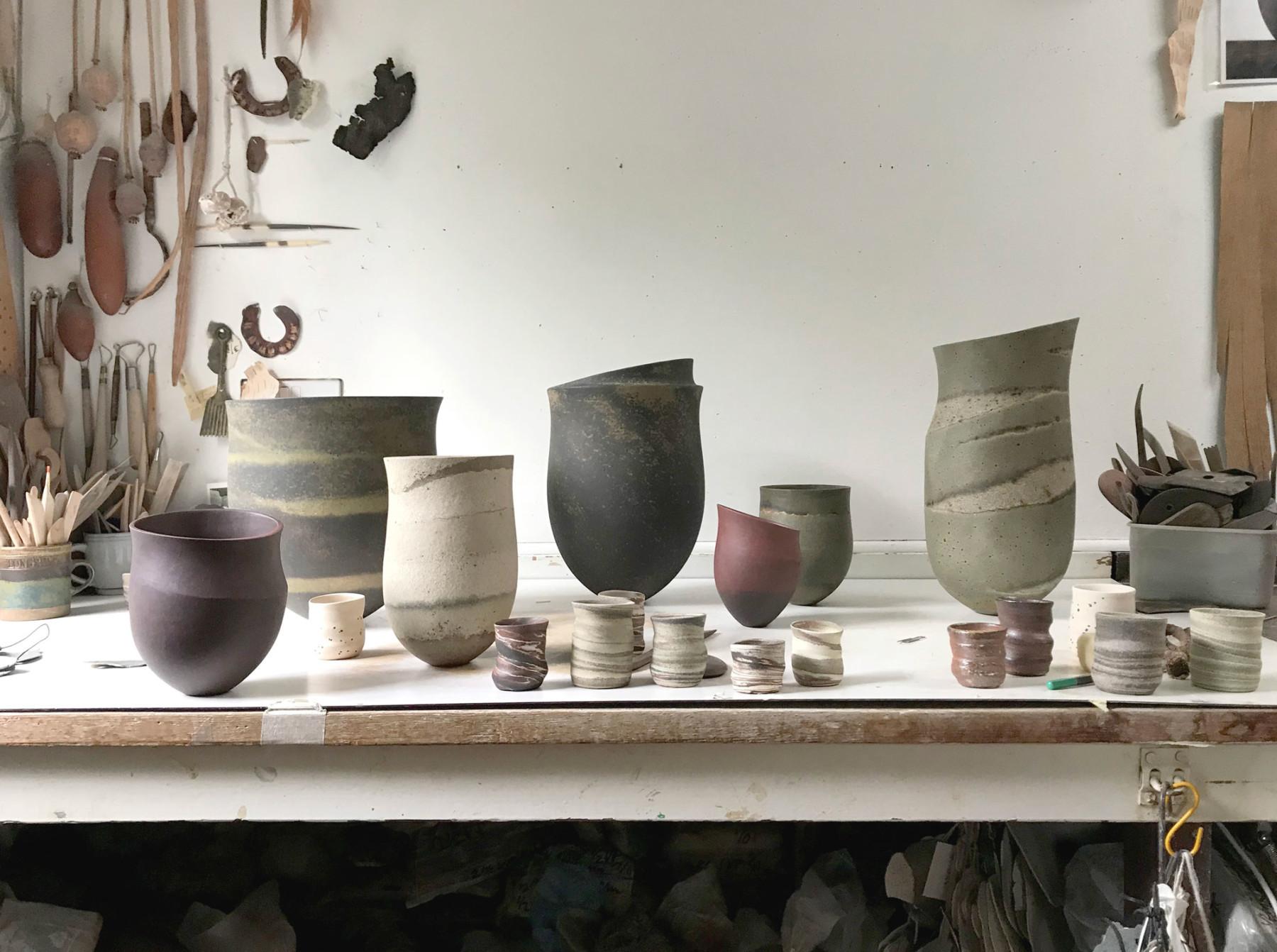 kettles-yard-exhibition-design-jamie-fobert-architects-studio-visit-work-bench