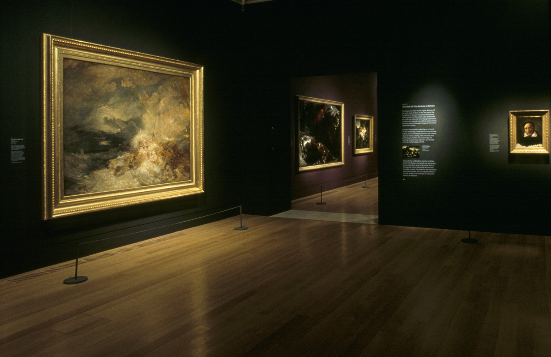 Jamie-Fobert-Architects-Tate-Britain-Constable-to-Delacroix-Gallery-Exhibition-Arts-Painting 2