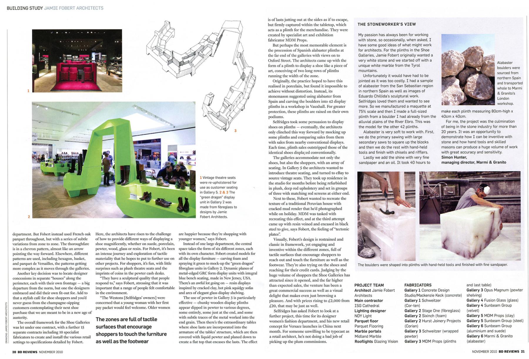 Jamie-Fobert-Architects-Selfridges-Shoes-Article-Press-BD 3