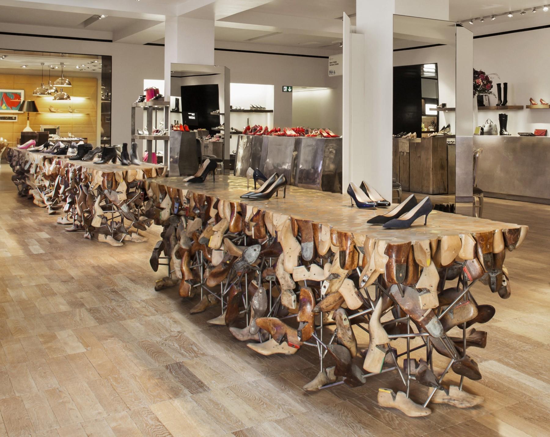 Selfridges Shoe department