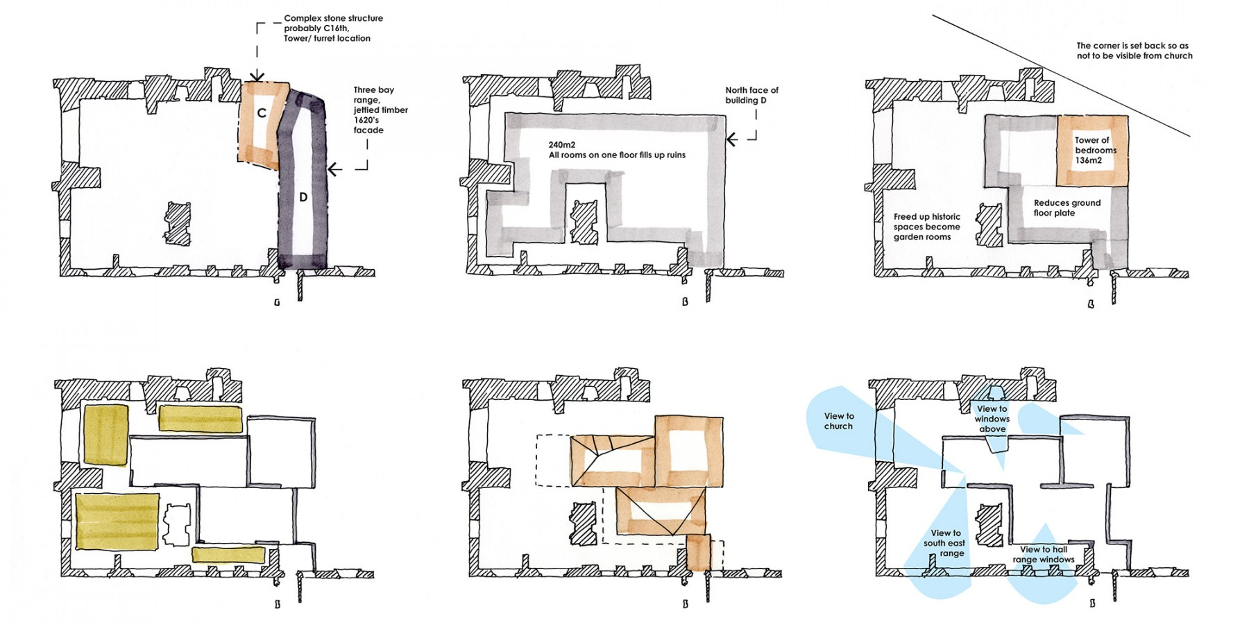 Astley-Castle-competition-accomodation-Nuneaton-Warwickshire-Landmark-trust-English-Heritage-short-list-Jamie-Fobert-architects-floor-plan
