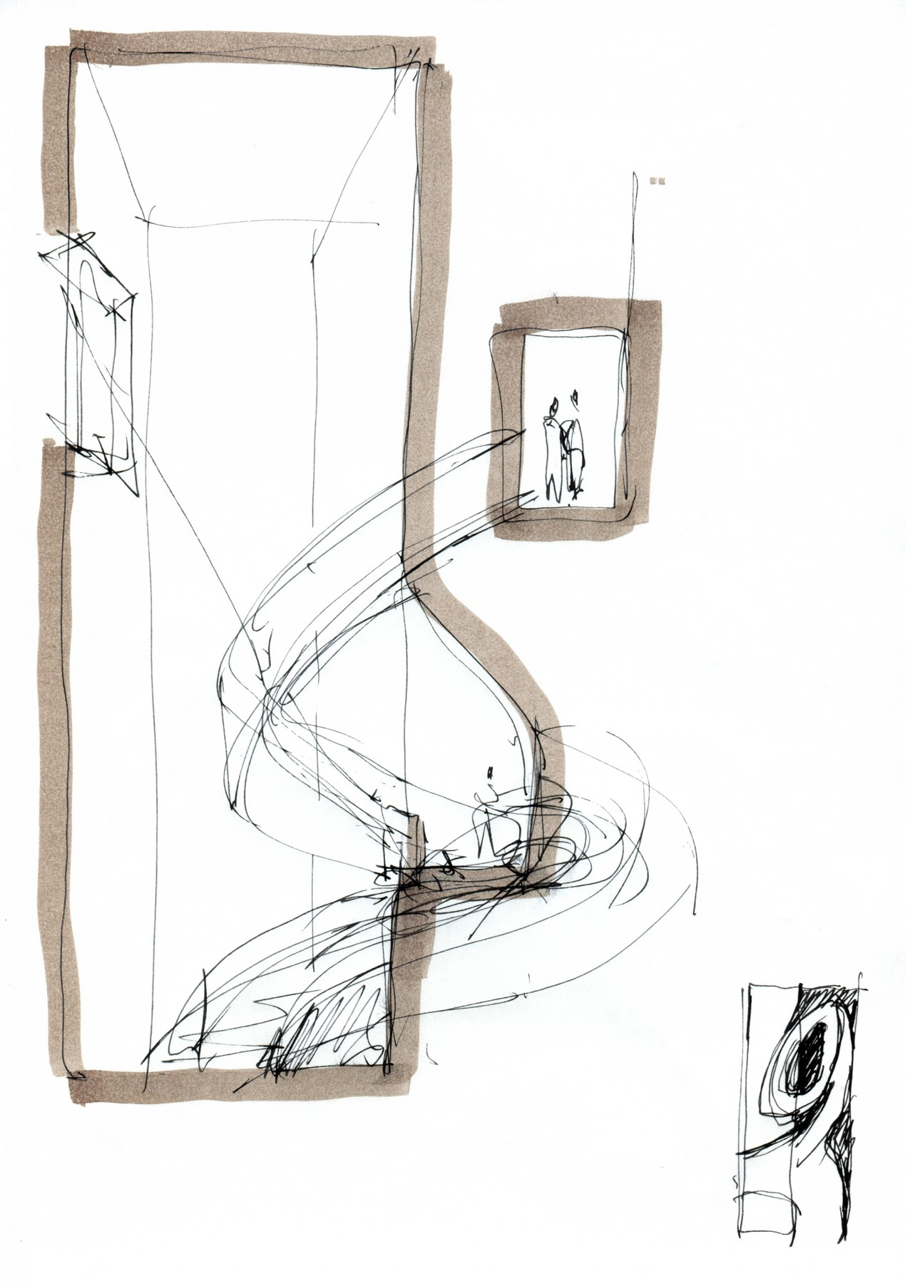 Victoria-and-Albert-Museum-V&A-competition-Exhibition-Road-gallery-London-Sir-Aston-Webb-design-short-list-Jamie-Fobert-architects-sketch-3
