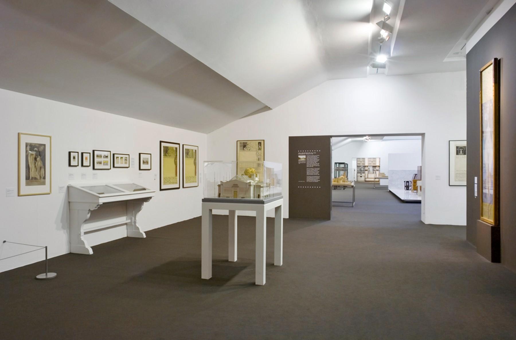 Gustav-Klimt-Painting-Design-Modern-Life-Vienna-Secession-Tate-Liverpool-art-exhibition-gallery-Jamie-Fobert-Architects-1