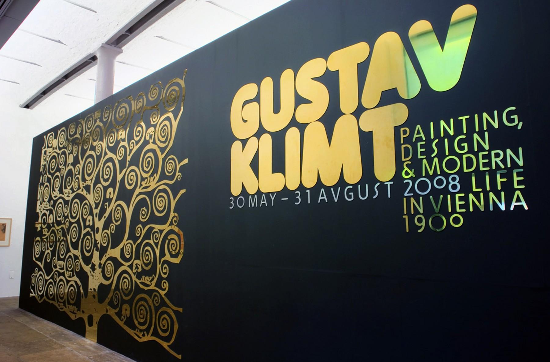 Gustav-Klimt-Painting-Design-Modern-Life-Vienna-Secession-Tate-Liverpool-art-exhibition-gallery-Jamie-Fobert-Architects-2