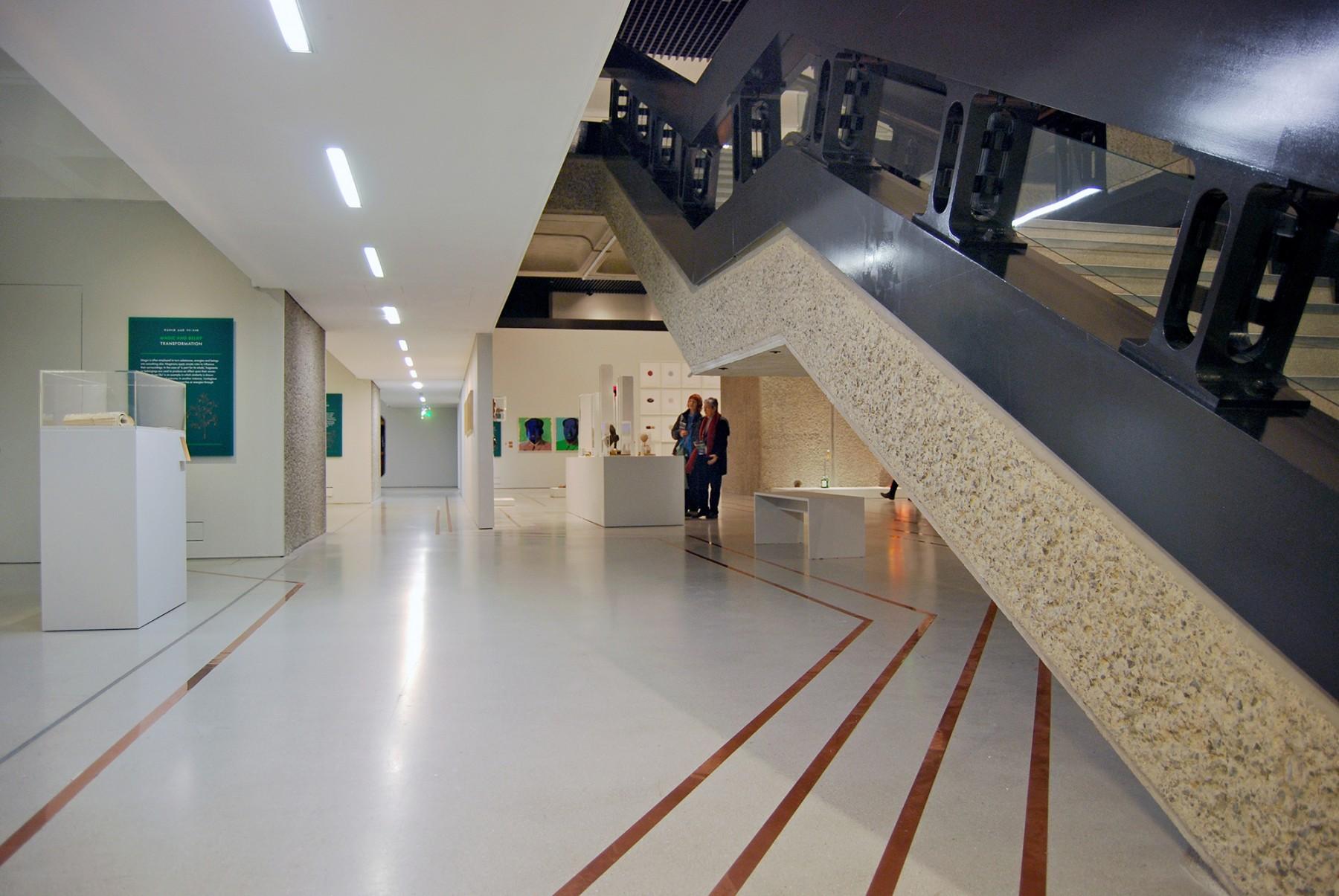 Martian-Museum-Terrestrial-art-Barbican-London-contemporary-design-exhibition-gallery-Jamie-Fobert-Architects-3