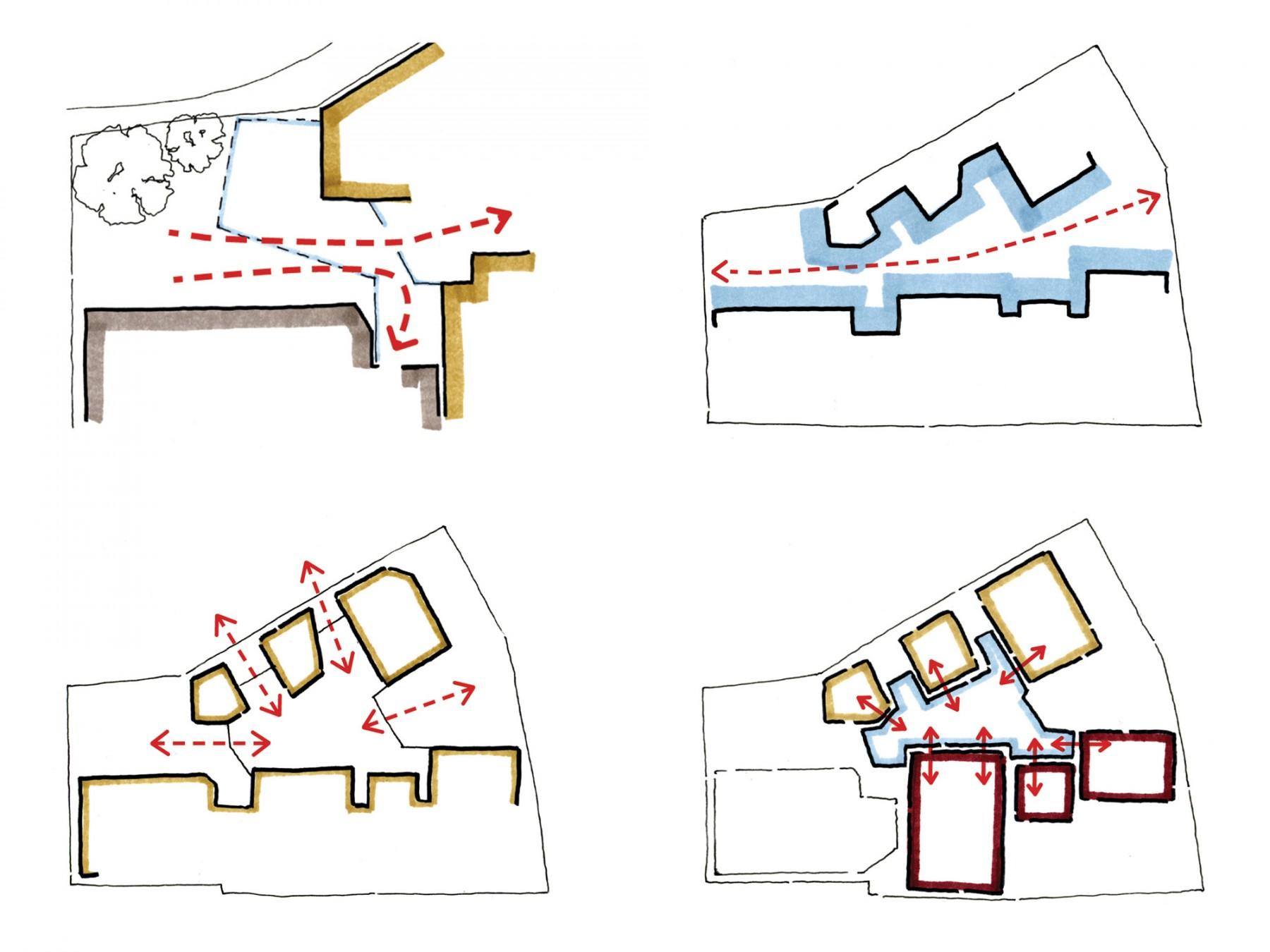 University-Bath-Creative-Arts-Centre-short-list-education-somerset-campus-theatre-Jamie-Fobert-architects-sketches