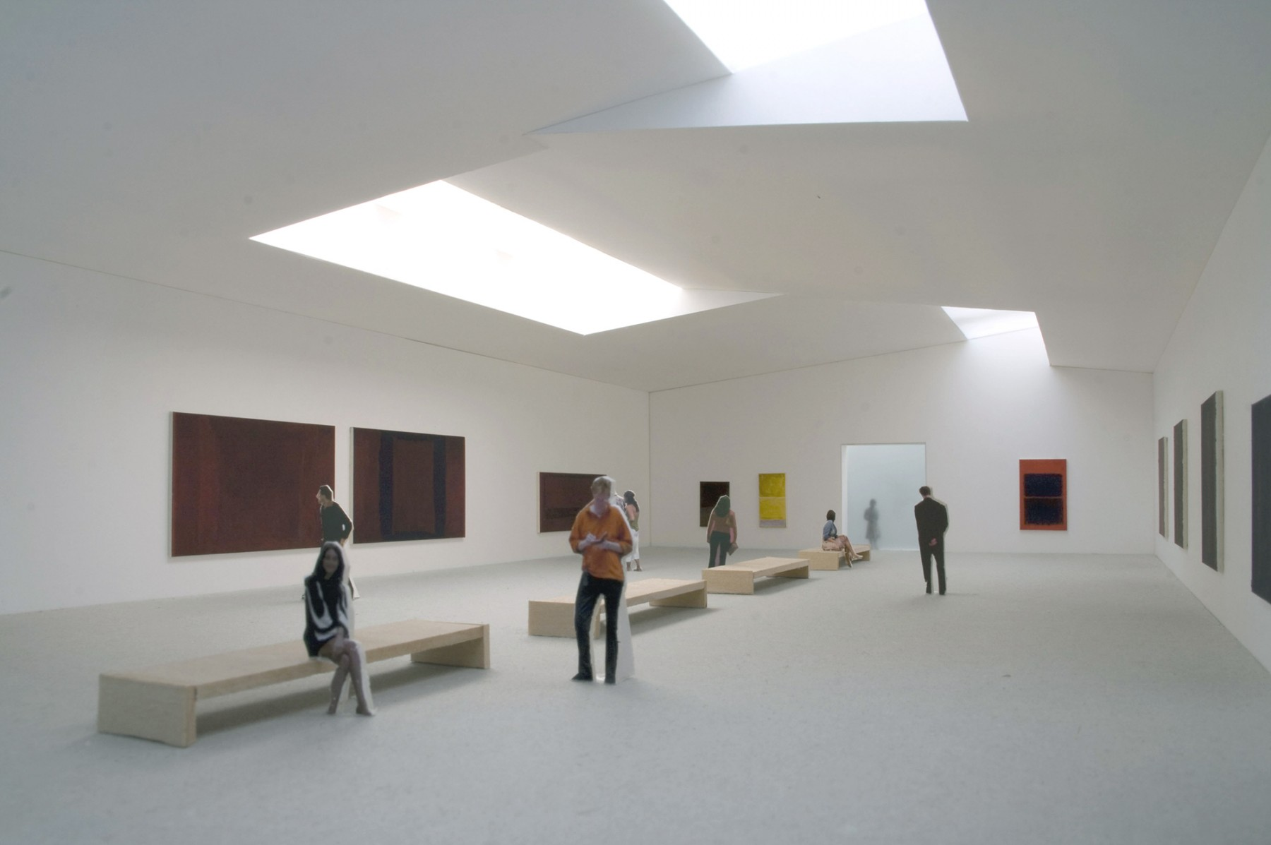 The-Garage-CCC-Moscow-Russia-Art-gallery-centre-contemporary-culture-modern-Daria-Zhukova-Jamie-Fobert-Architects-exhibition-Rothko-model